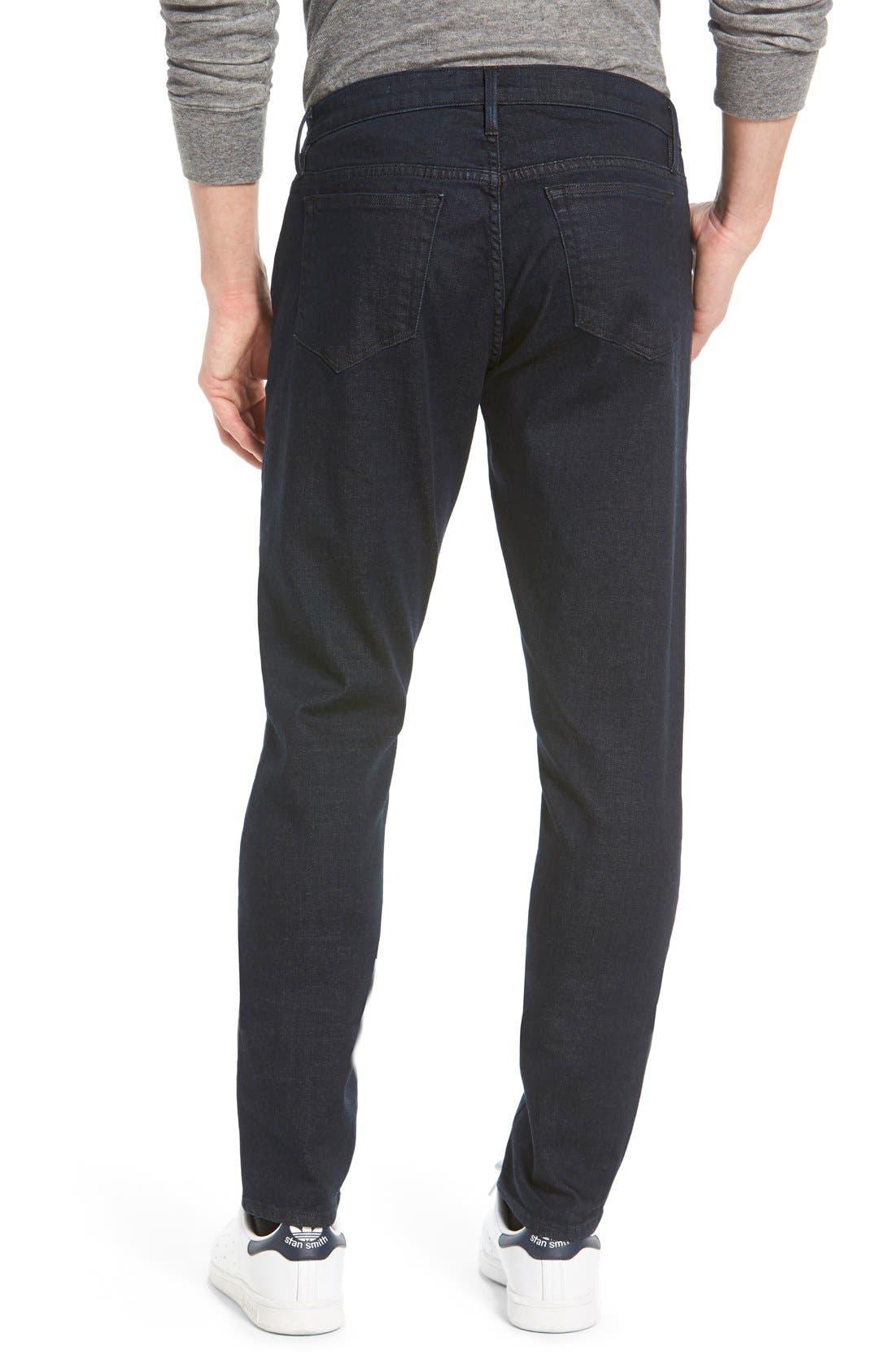 'L'Homme' Slim Fit Jeans,                             Alternate thumbnail 11, color,