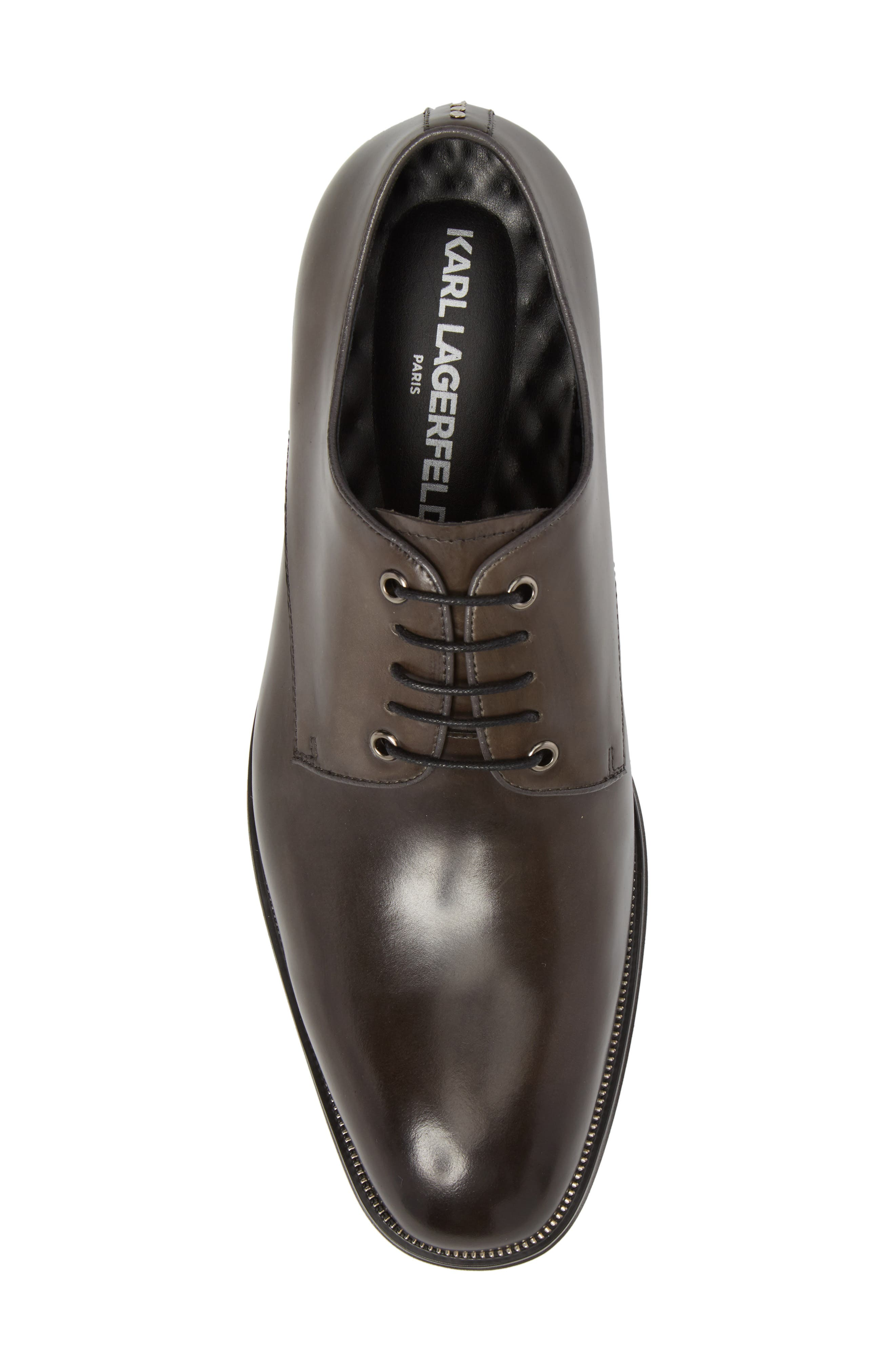 Studded Oxford,                             Alternate thumbnail 5, color,                             GREY