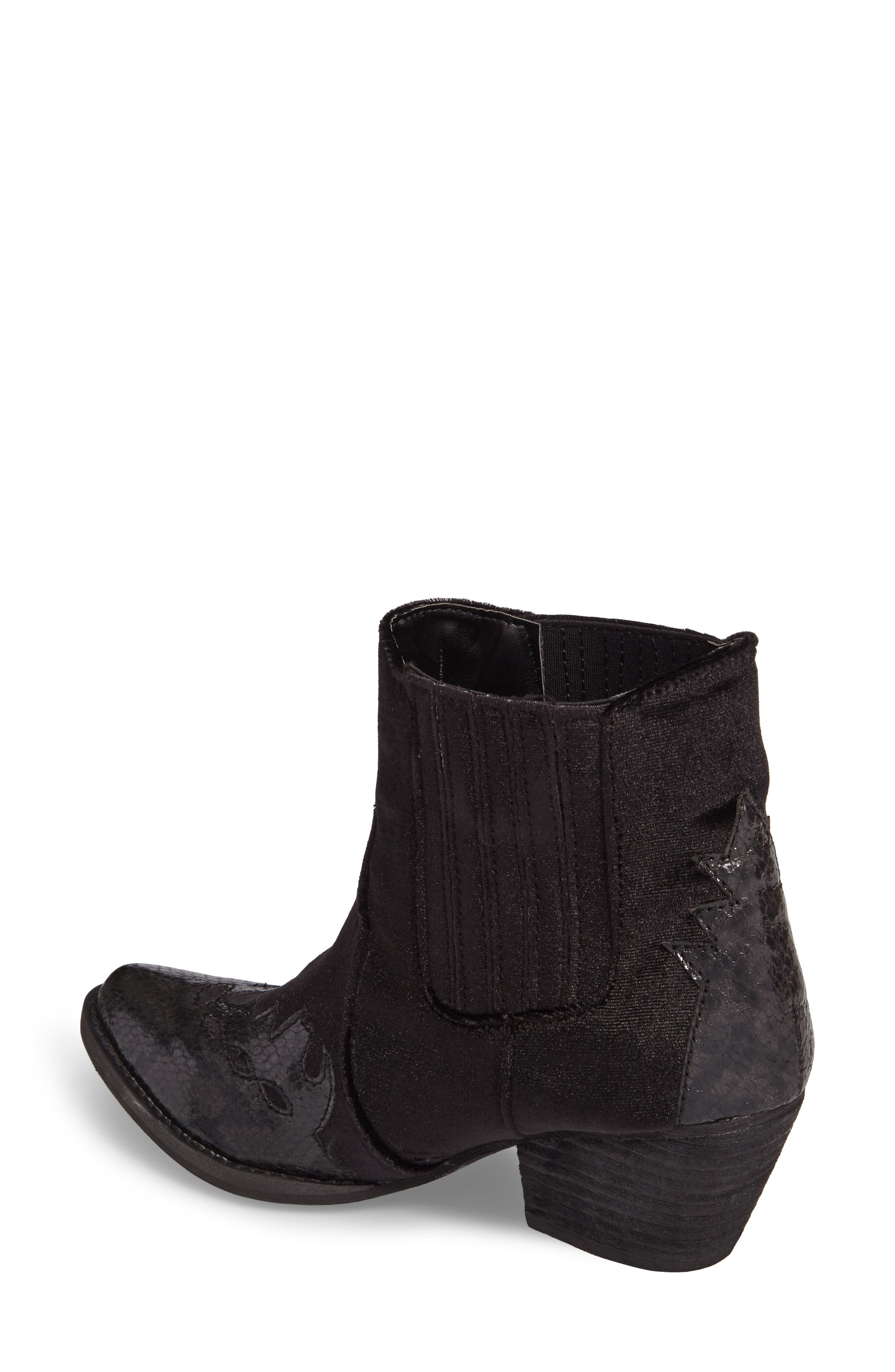 Sava Western Chelsea Bootie,                             Alternate thumbnail 2, color,                             001