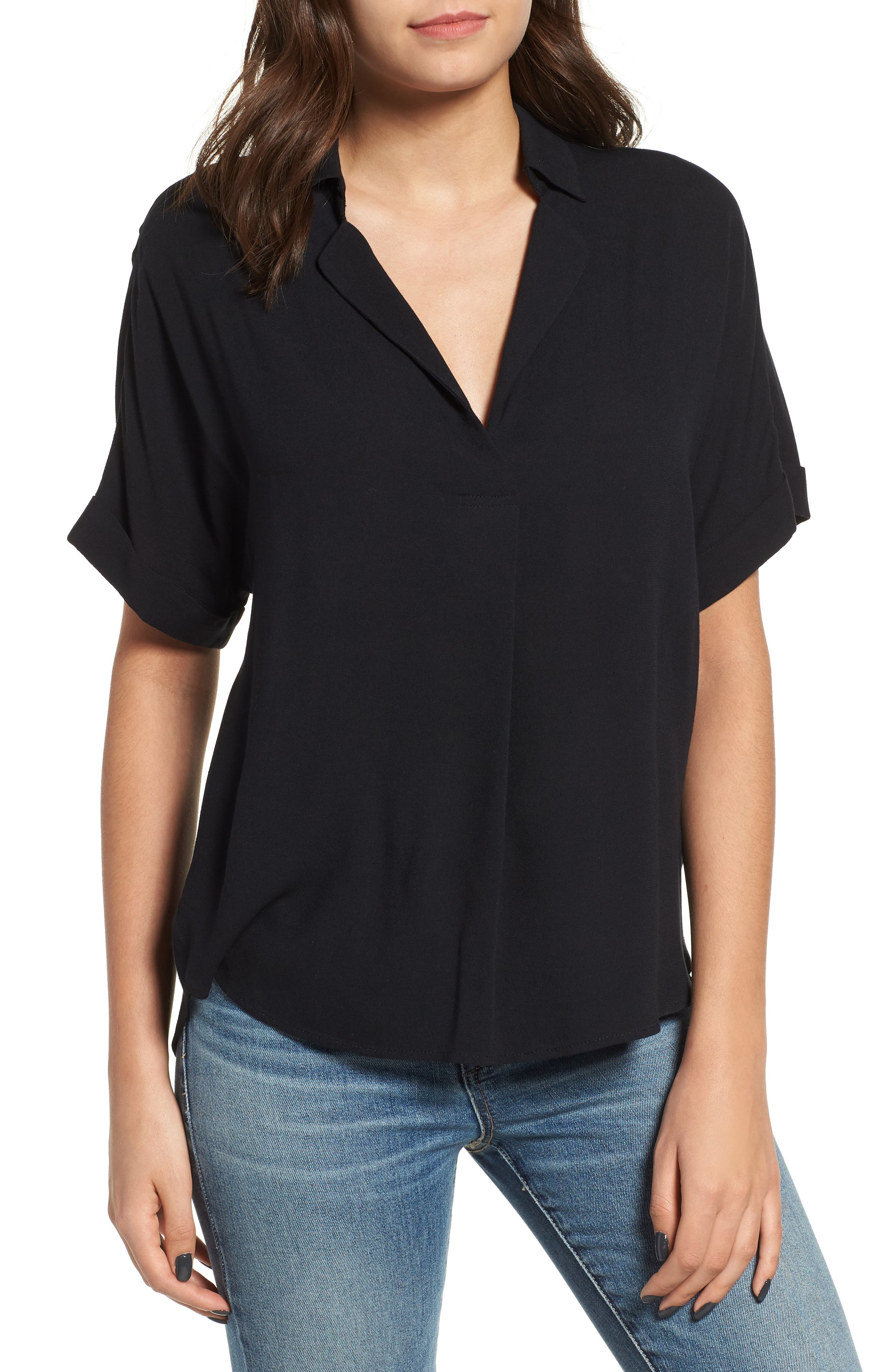Button Back Top by All In Favor