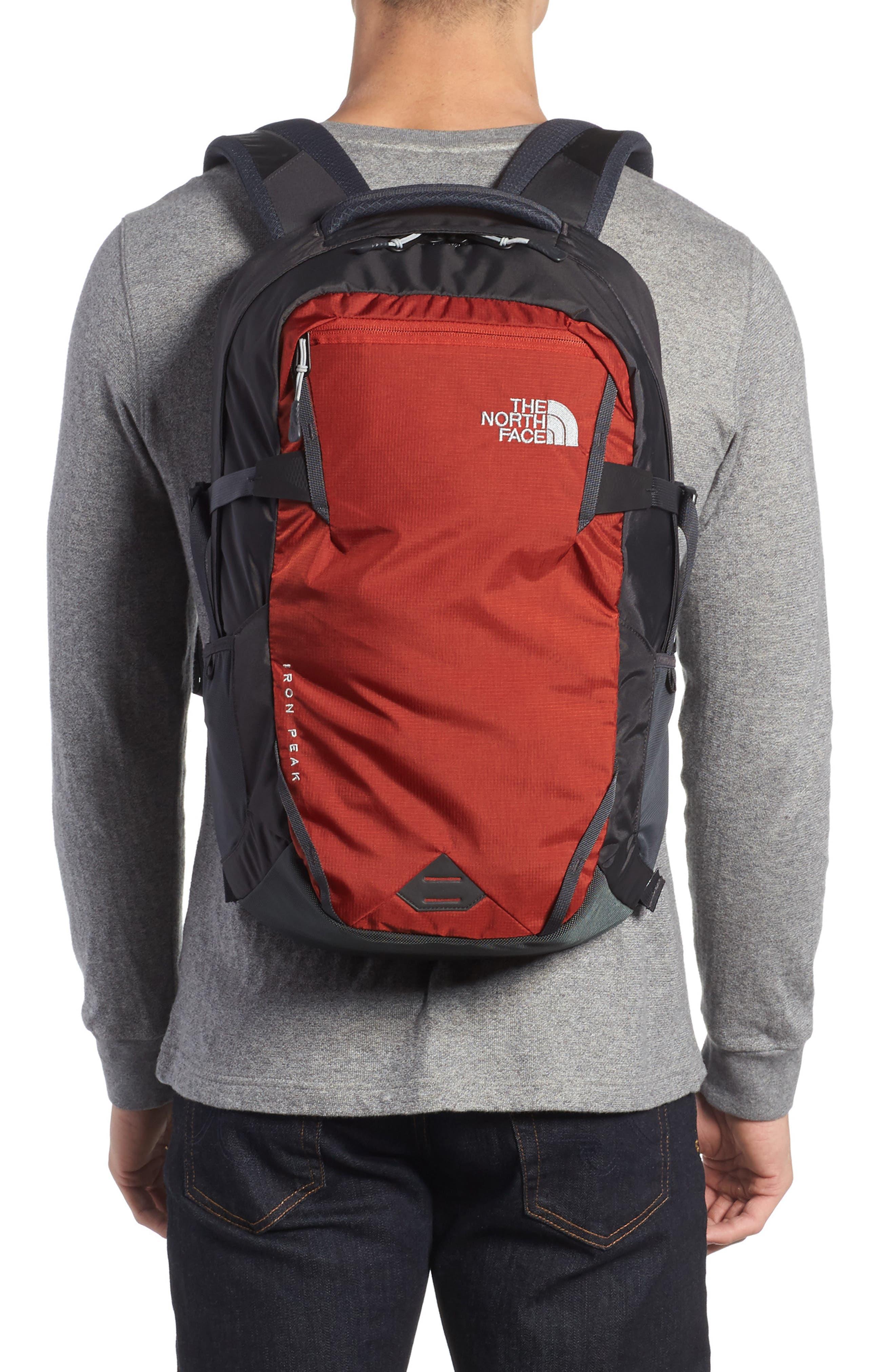 Iron Peak Backpack,                             Alternate thumbnail 8, color,