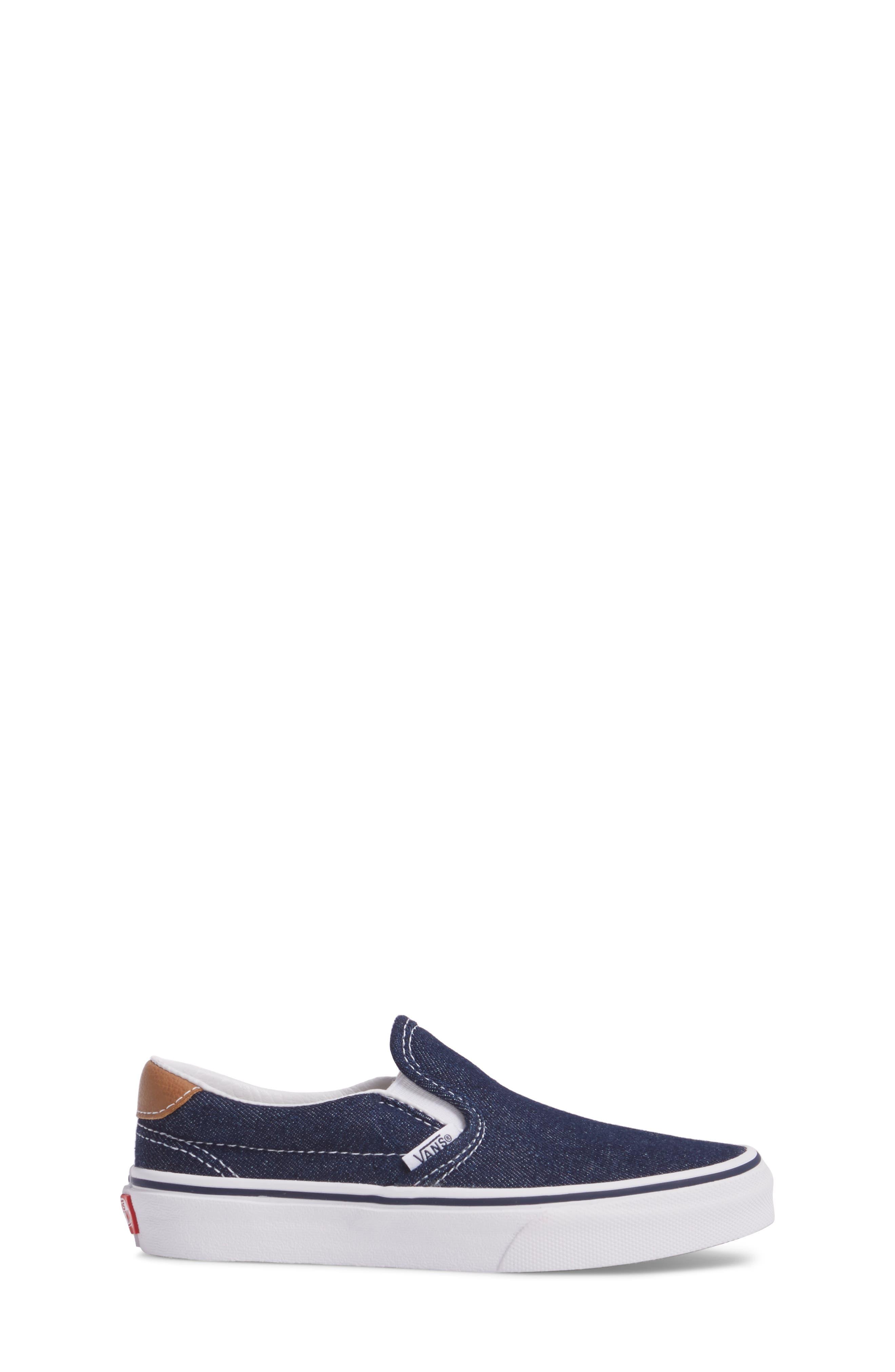 Denim C&L Slip-On 59 Sneaker,                             Alternate thumbnail 3, color,                             420