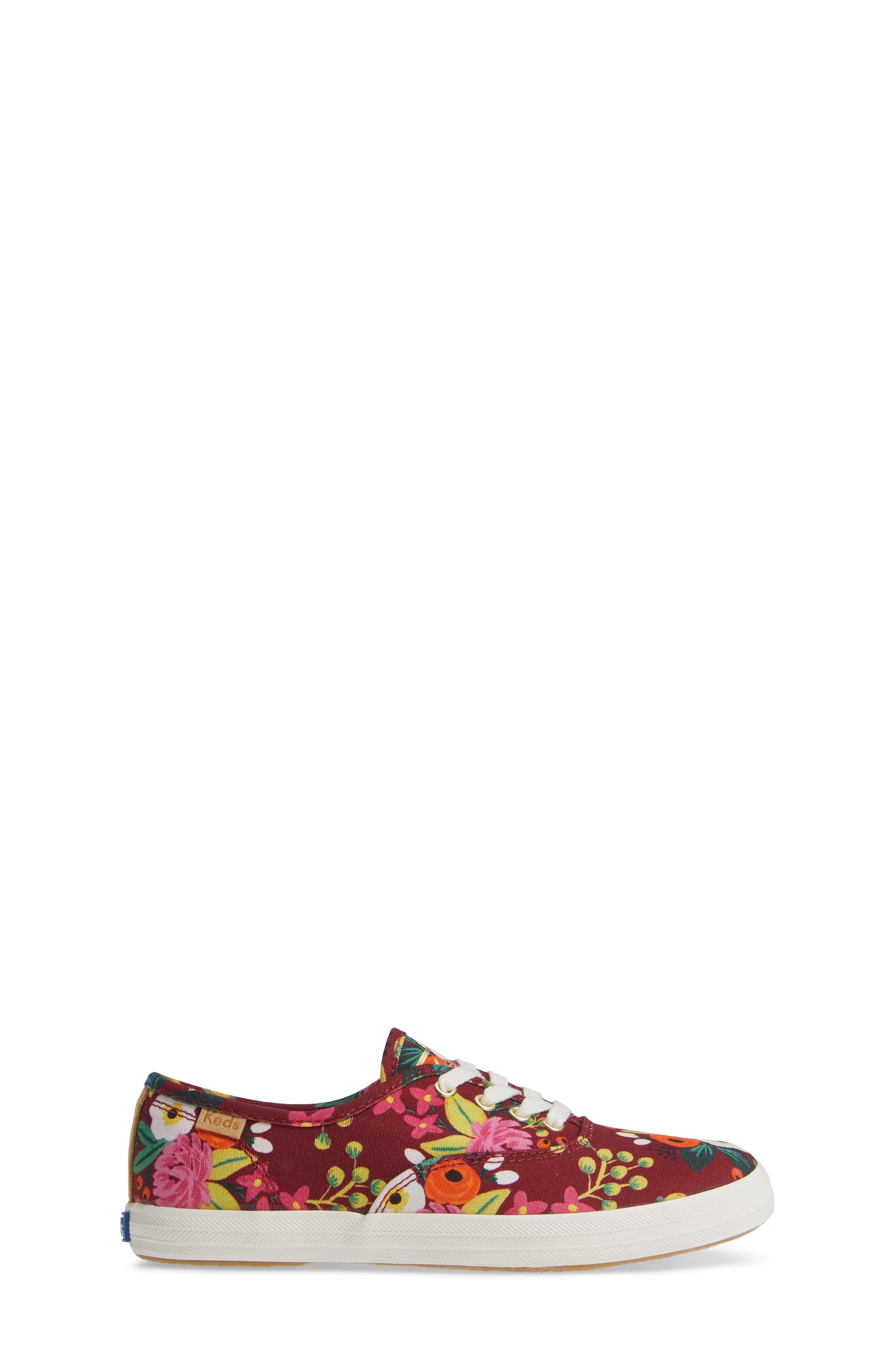 x Rifle Paper Co. Floral Print Champion Sneaker,                             Alternate thumbnail 3, color,                             VINTAGE BLOSSOM