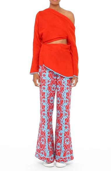 Floral Flare Trousers, video thumbnail