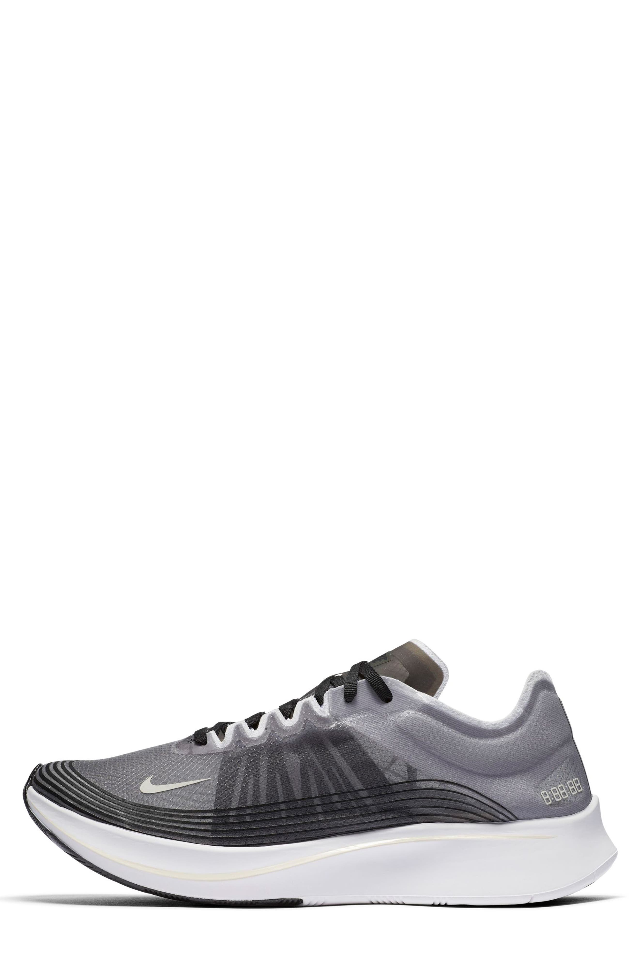 Zoom Fly SP Running Shoe,                             Alternate thumbnail 7, color,                             001