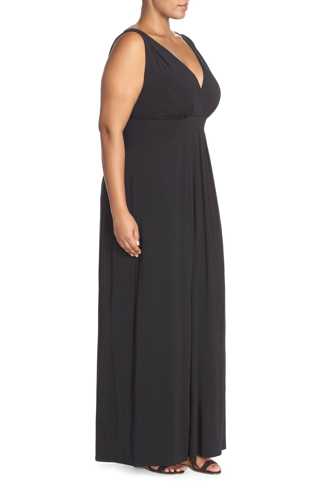 Chloe Empire Waist Maxi Dress,                             Alternate thumbnail 41, color,