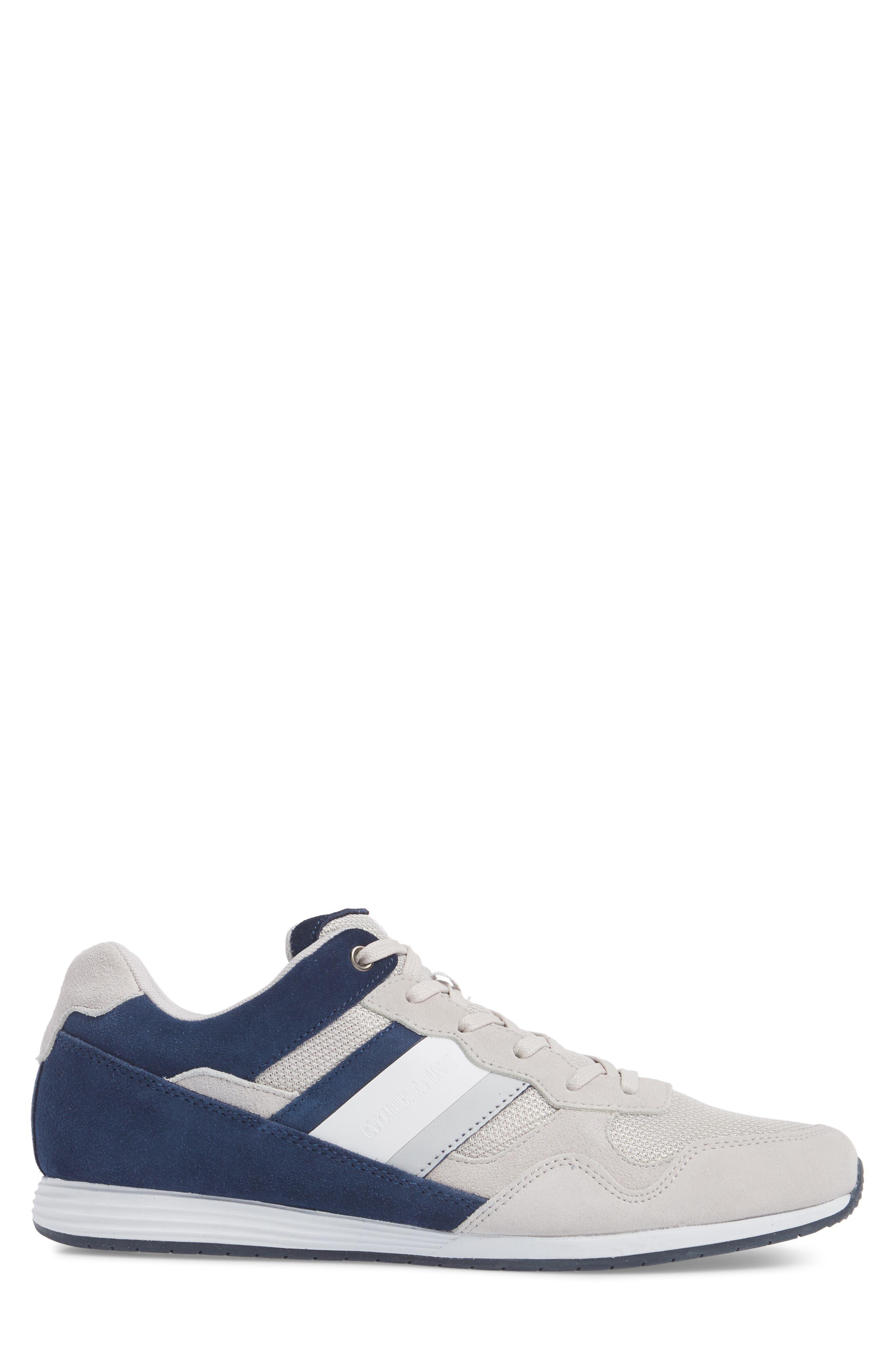 Scarpo Low Top Sneaker,                             Alternate thumbnail 3, color,                             020