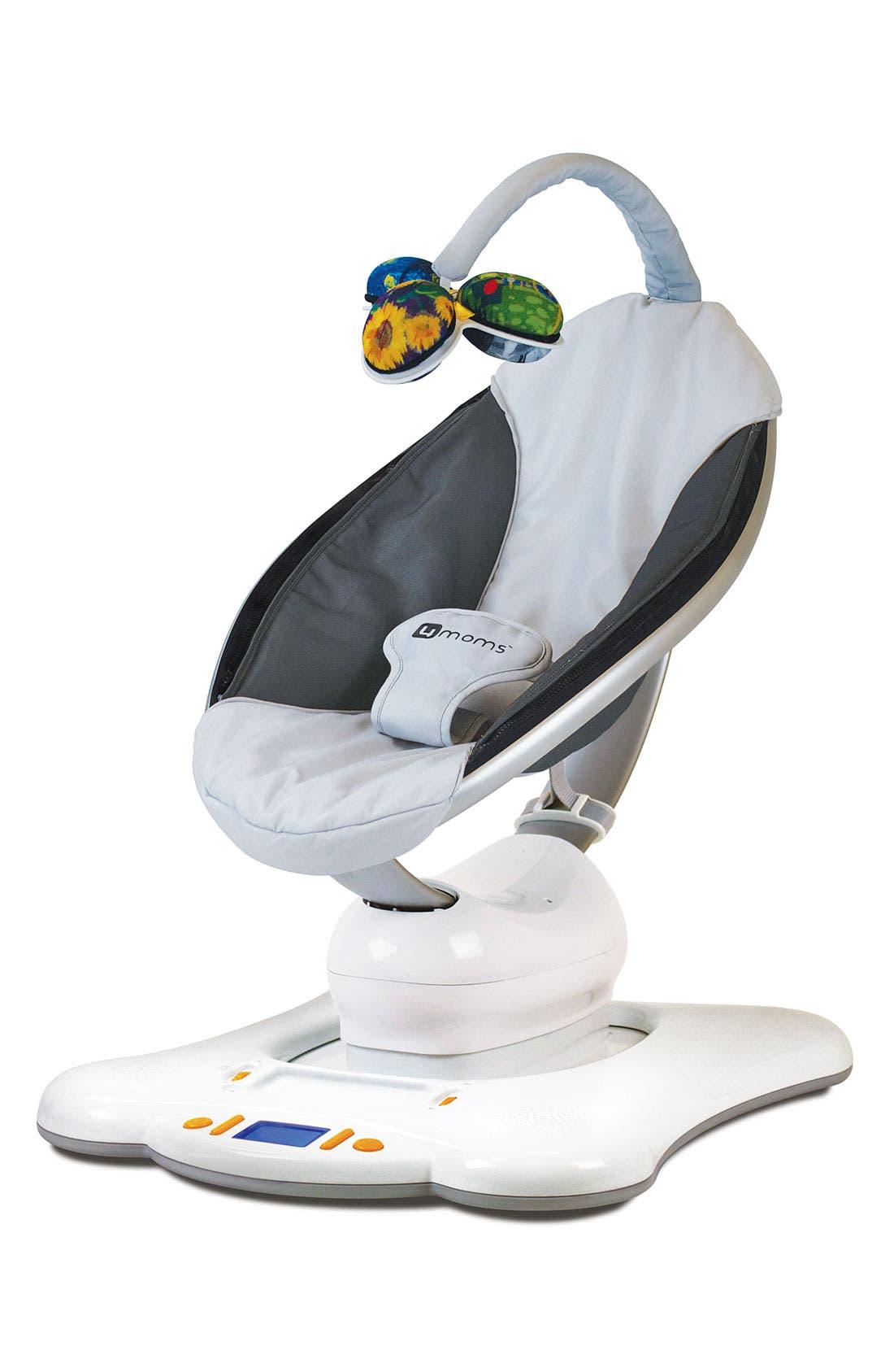 'mamaRoo' Infant Seat,                             Alternate thumbnail 3, color,                             040