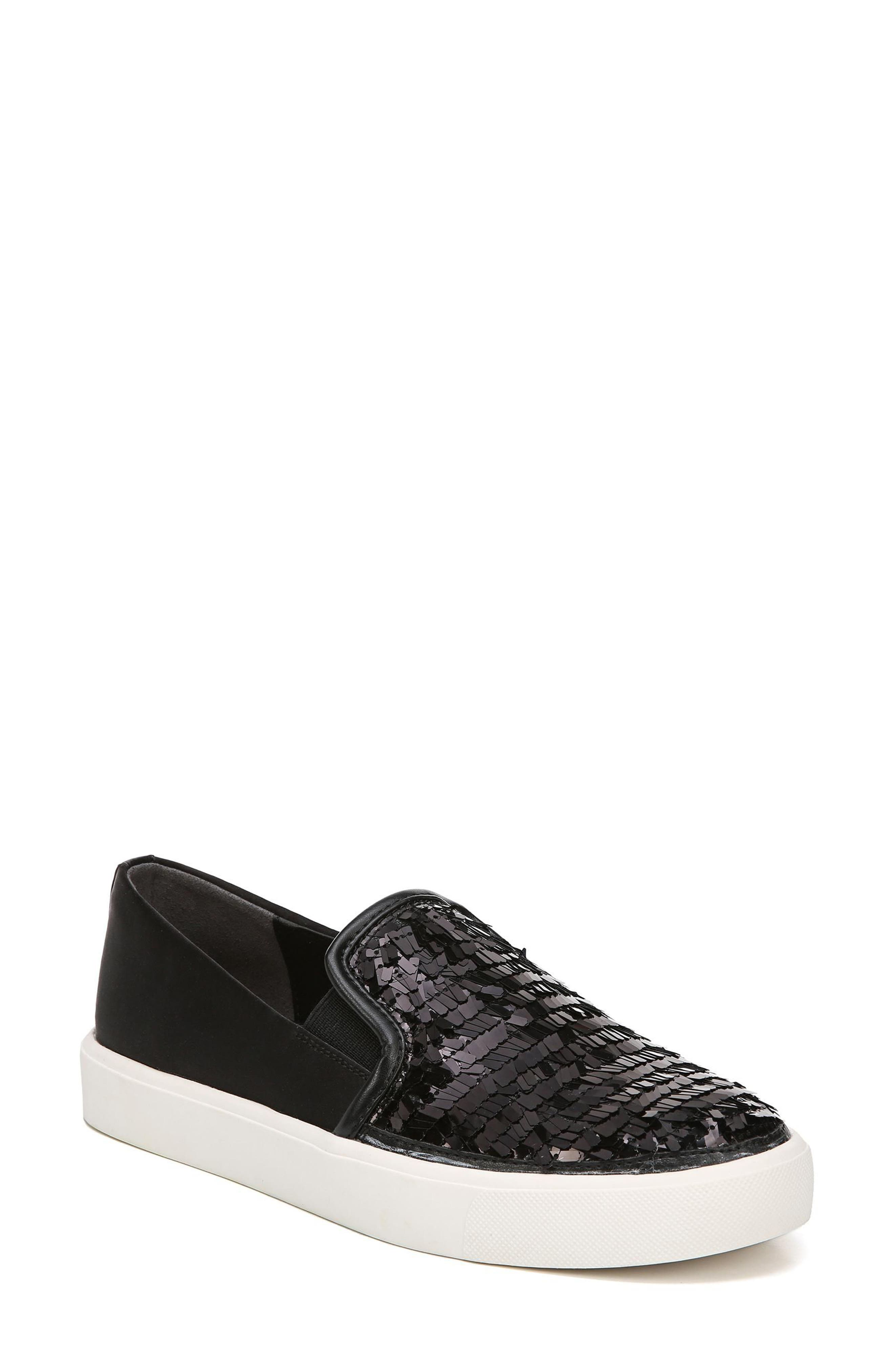 SAM EDELMAN,                             Elton Slip-On Sneaker,                             Main thumbnail 1, color,                             002