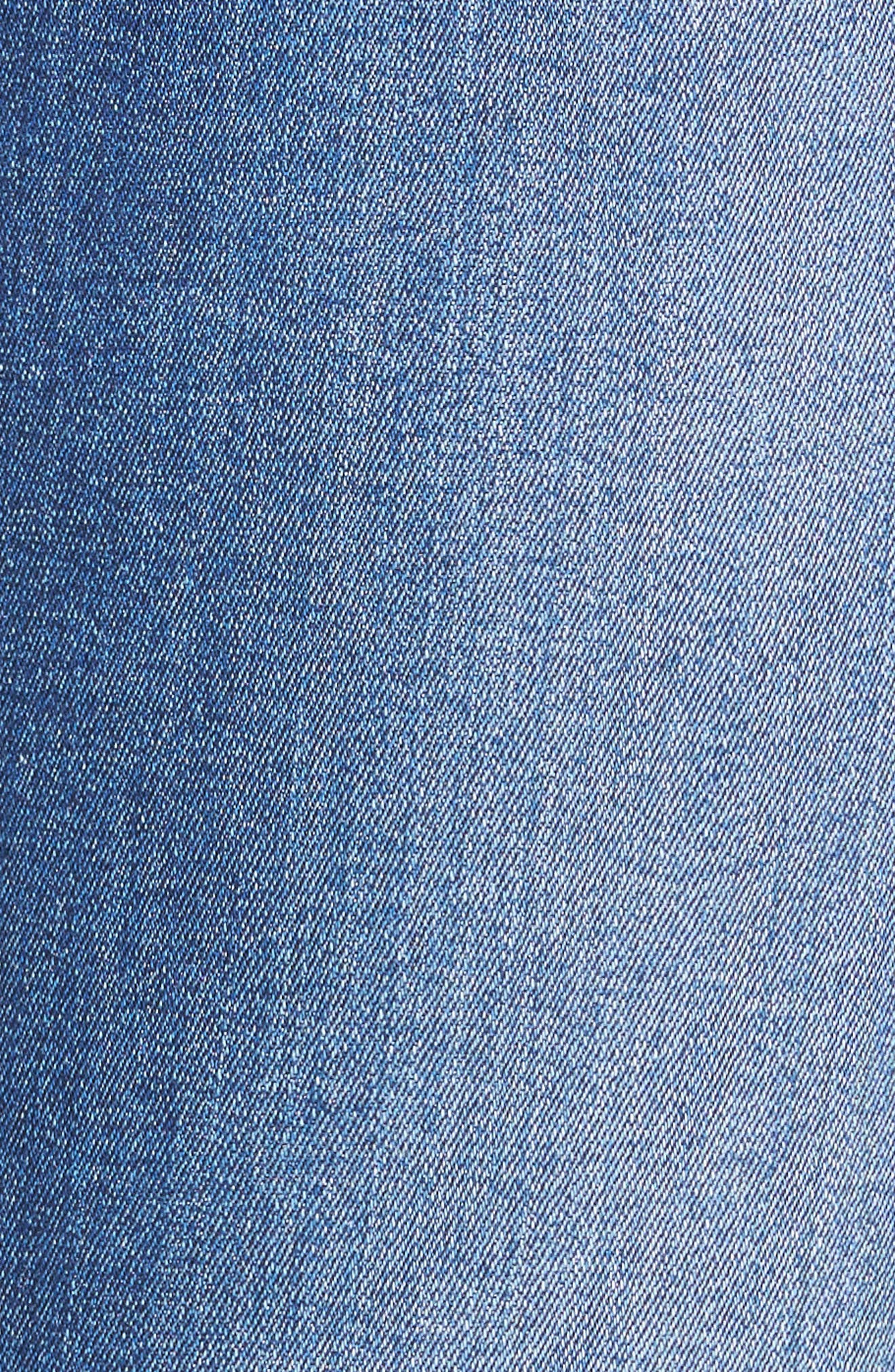 'b(air) - The Ankle' Skinny Jeans,                             Alternate thumbnail 30, color,