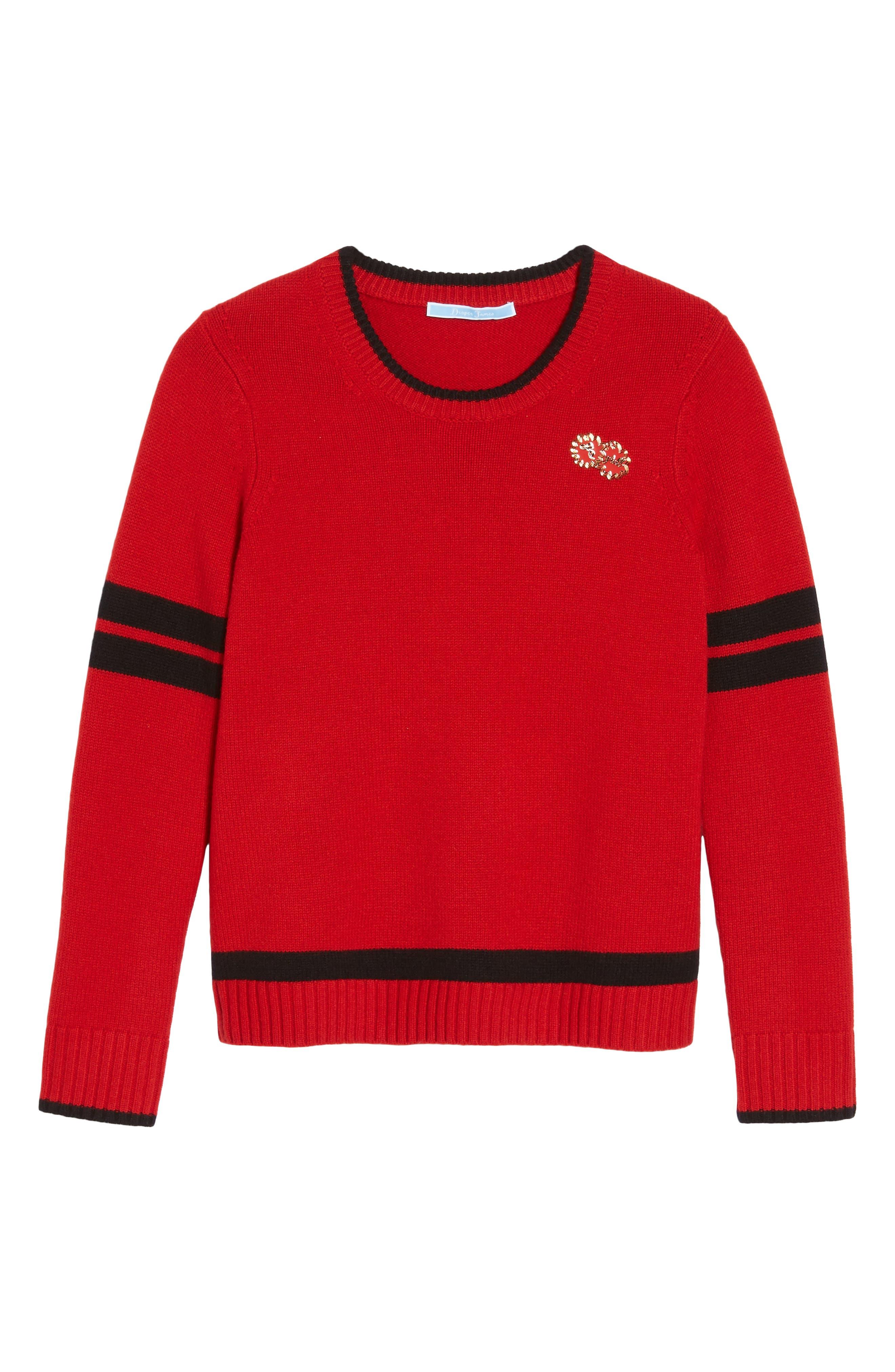 Spirit Sweater,                             Alternate thumbnail 6, color,                             006