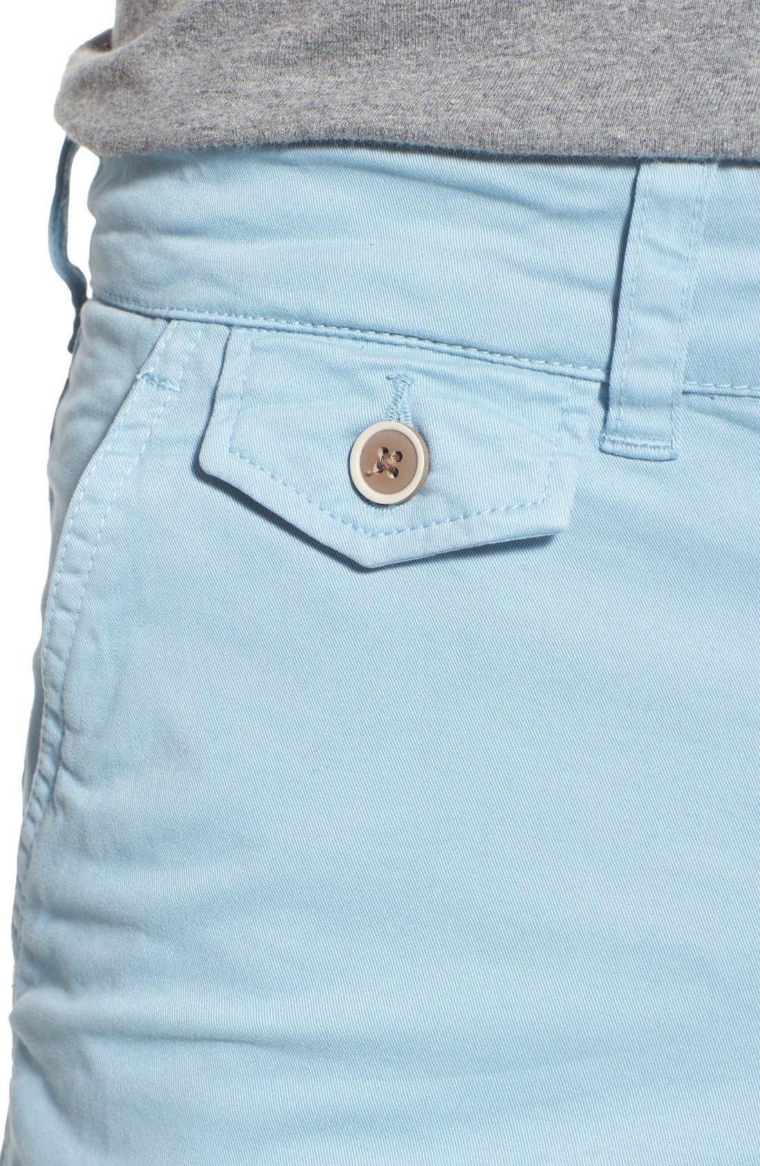 'Sunny' Stretch Chino Shorts,                             Alternate thumbnail 29, color,