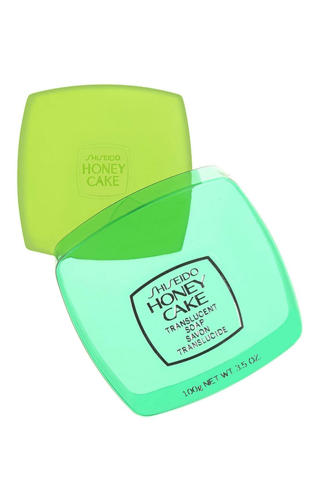 'Honey Cake' Translucent Soap,                             Alternate thumbnail 4, color,