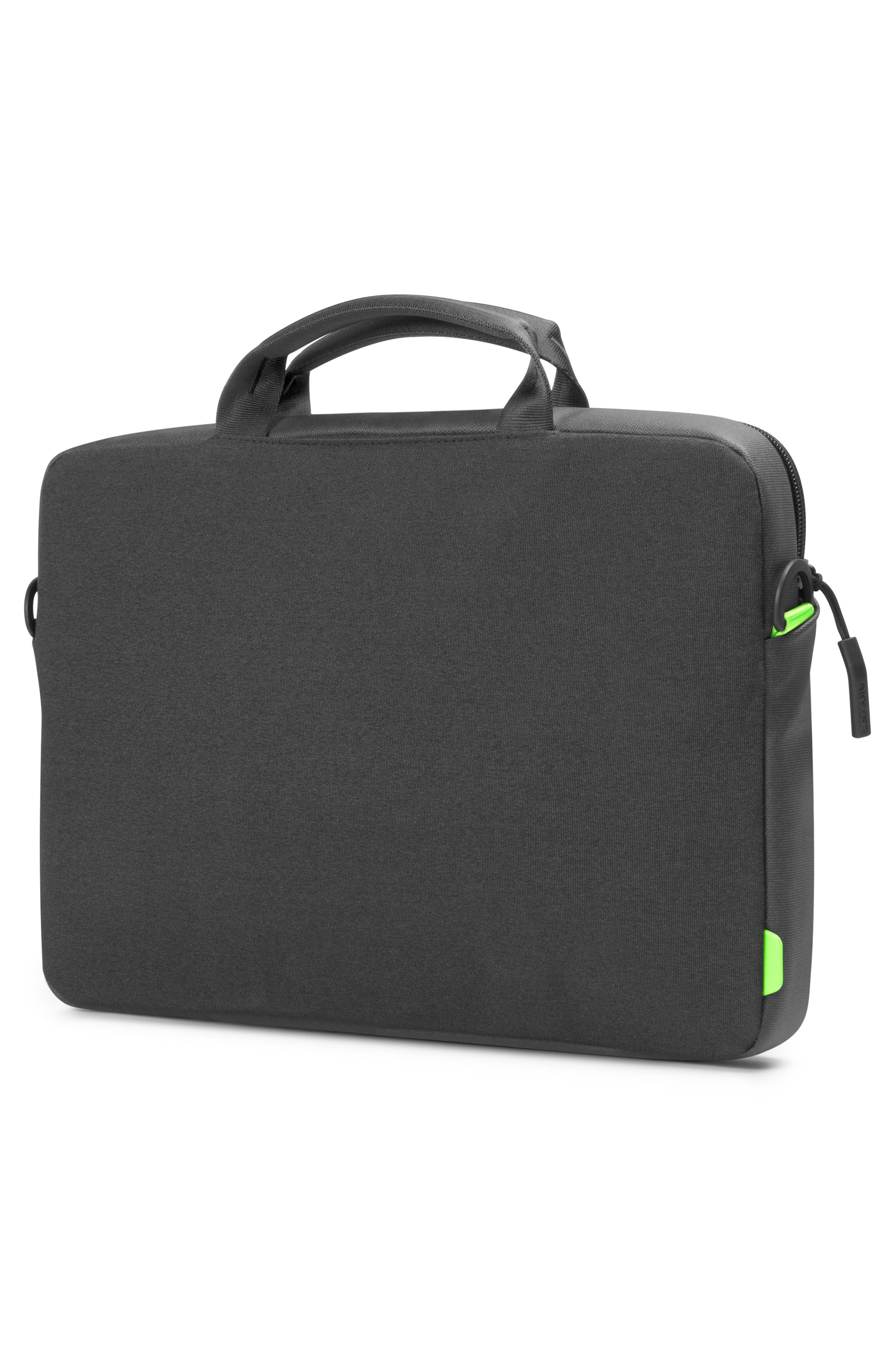 City Collection 15-Inch Briefcase,                             Alternate thumbnail 5, color,                             BLACK