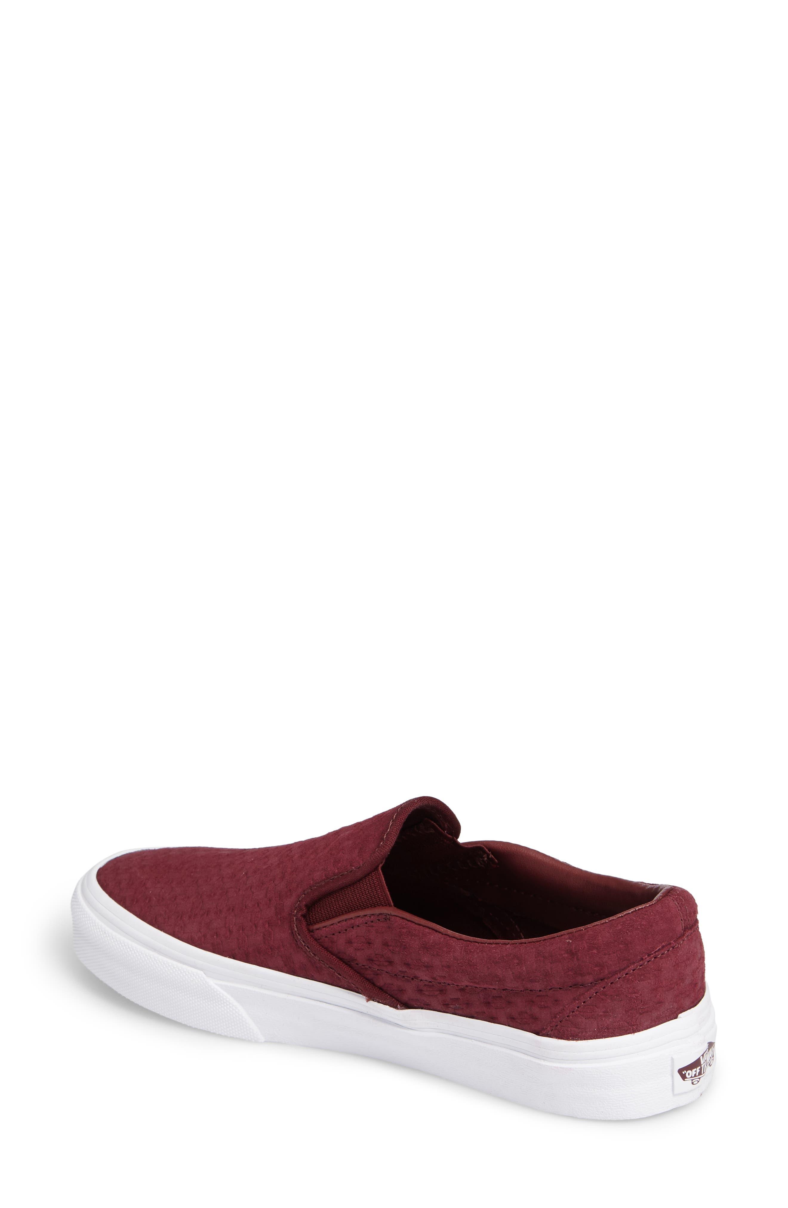 Classic Slip-On Sneaker,                             Alternate thumbnail 176, color,