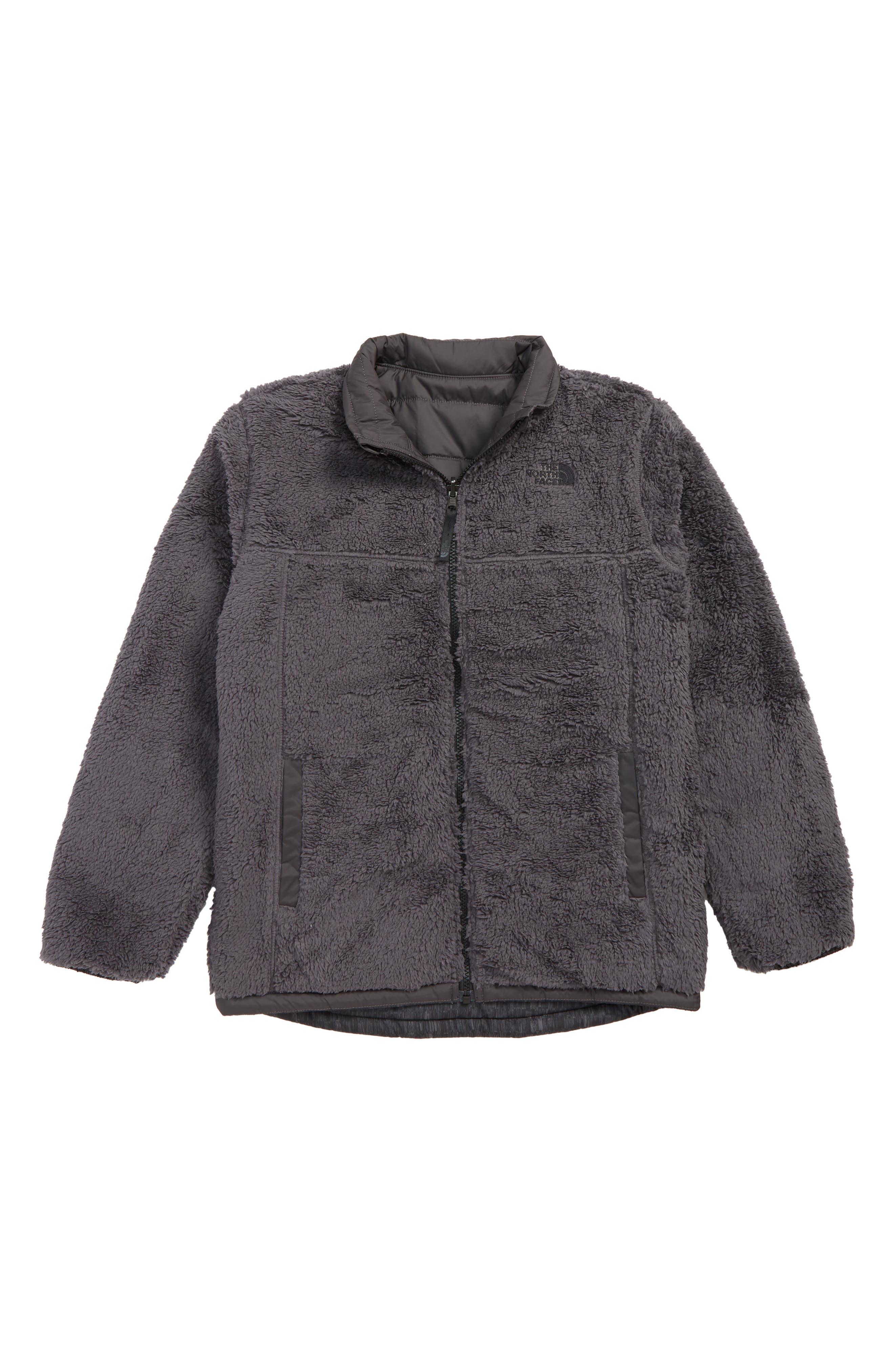 Mount Chimborazo Reversible Jacket,                             Alternate thumbnail 2, color,                             TNF BLACK CHECKER PRINT