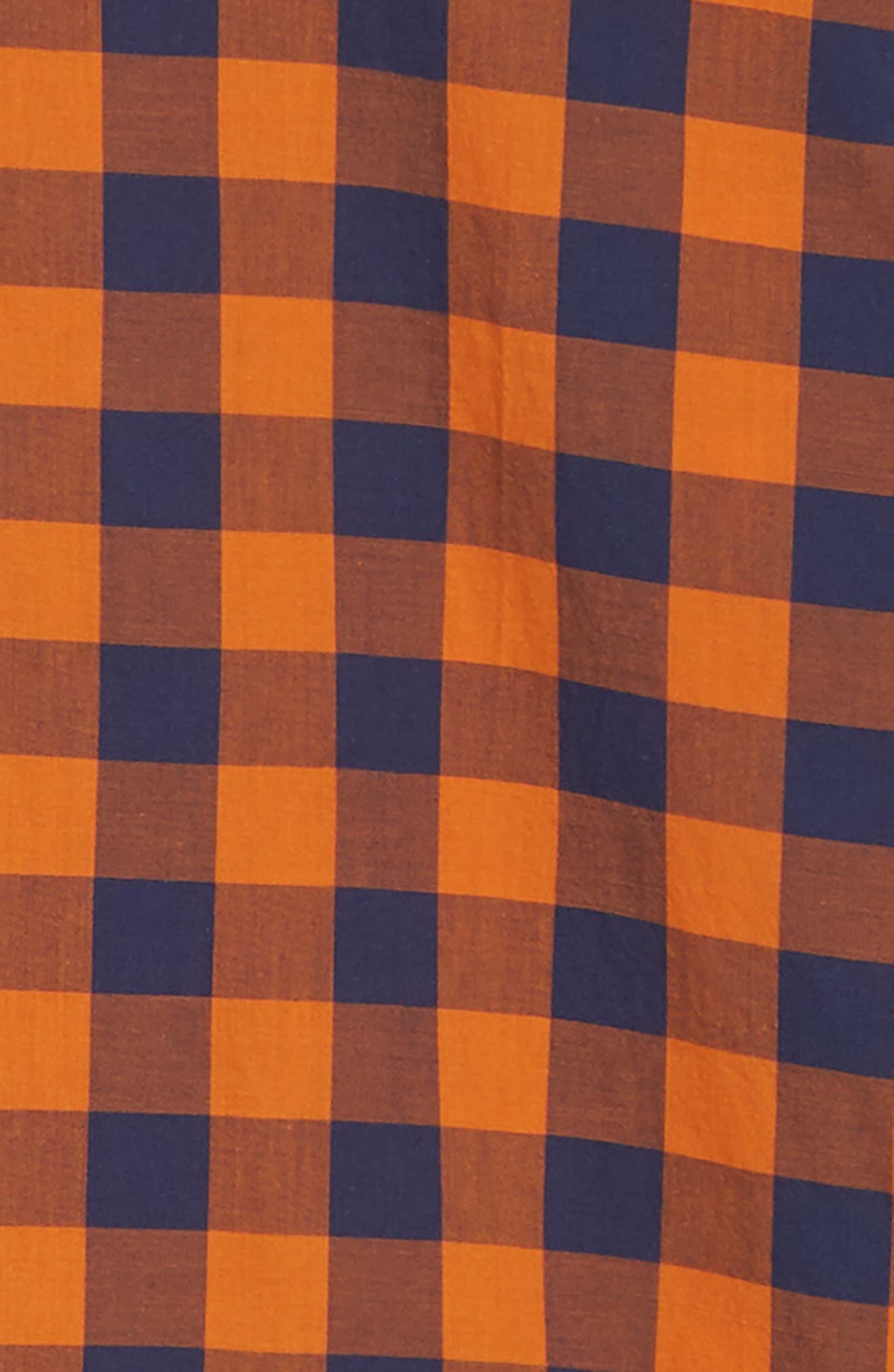Trim Fit Sport Shirt,                             Alternate thumbnail 6, color,