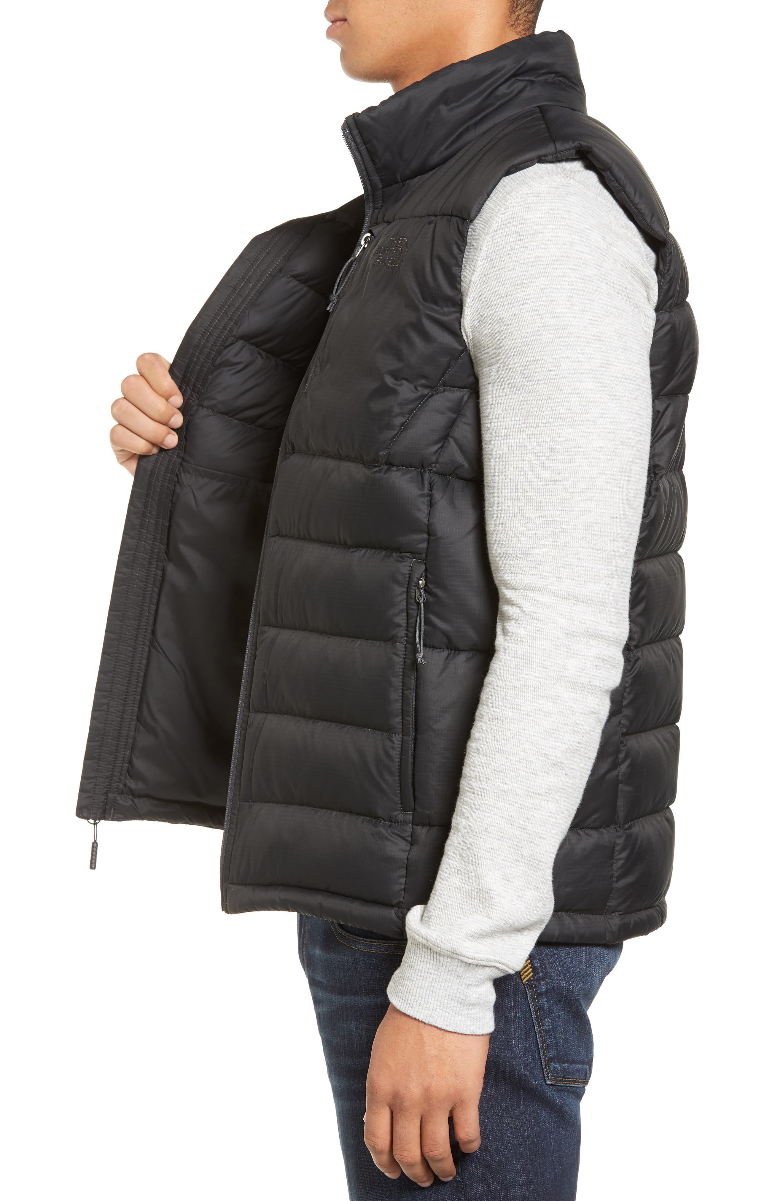 Aconcagua Down Vest,                             Alternate thumbnail 3, color,                             021