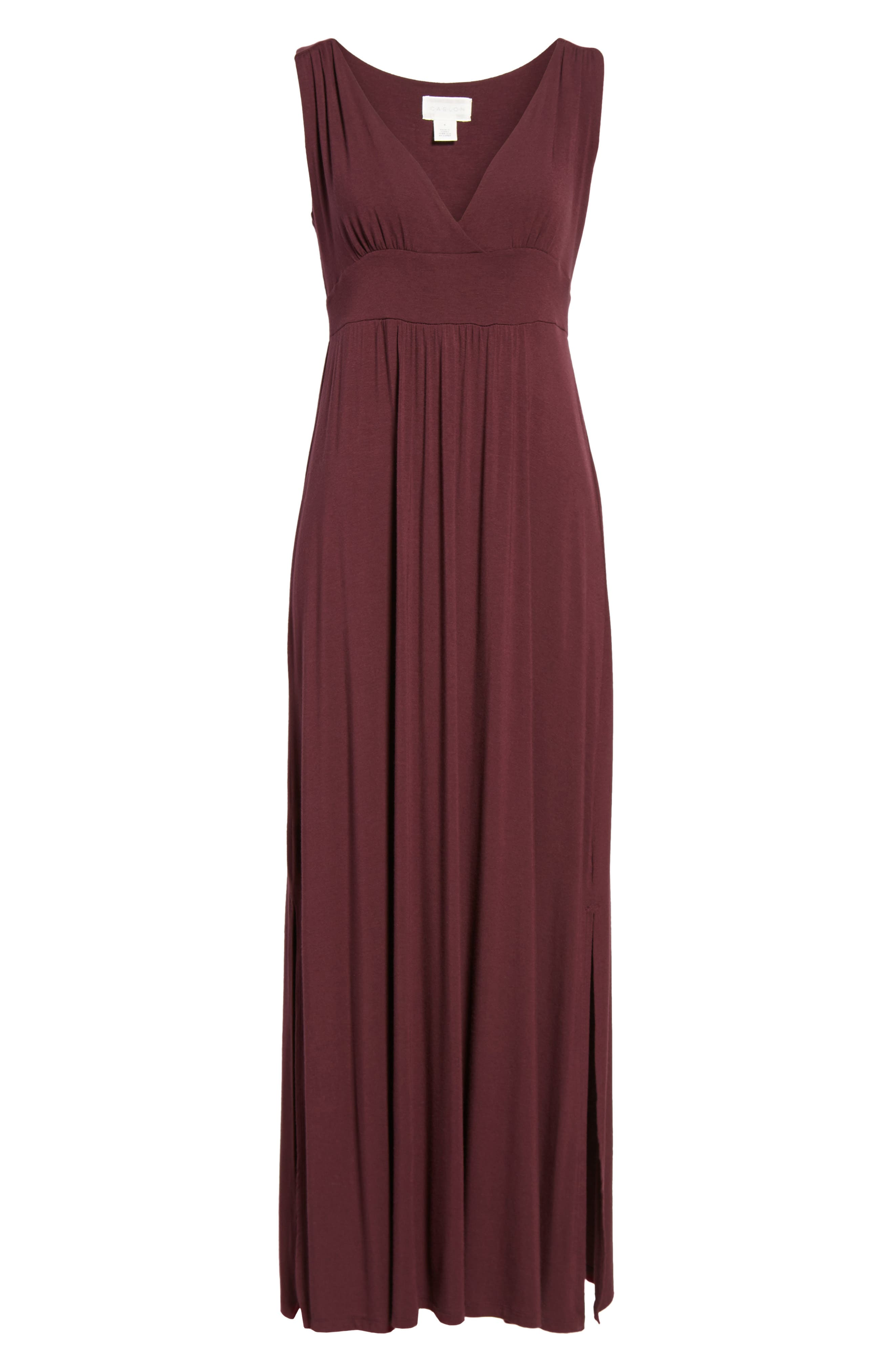 Knit Maxi Dress,                             Alternate thumbnail 36, color,