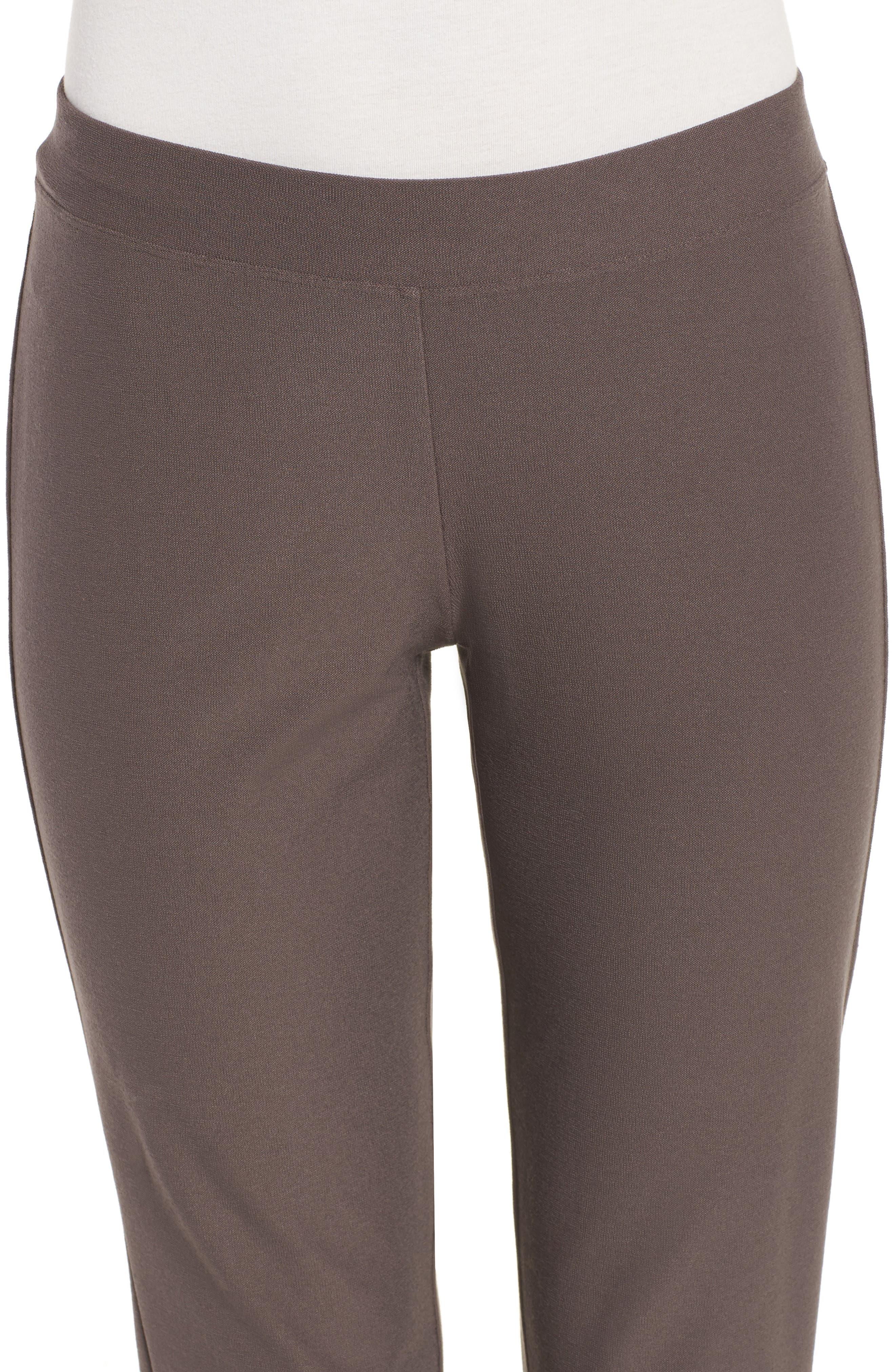 Stretch Crepe Slim Ankle Pants,                             Alternate thumbnail 85, color,