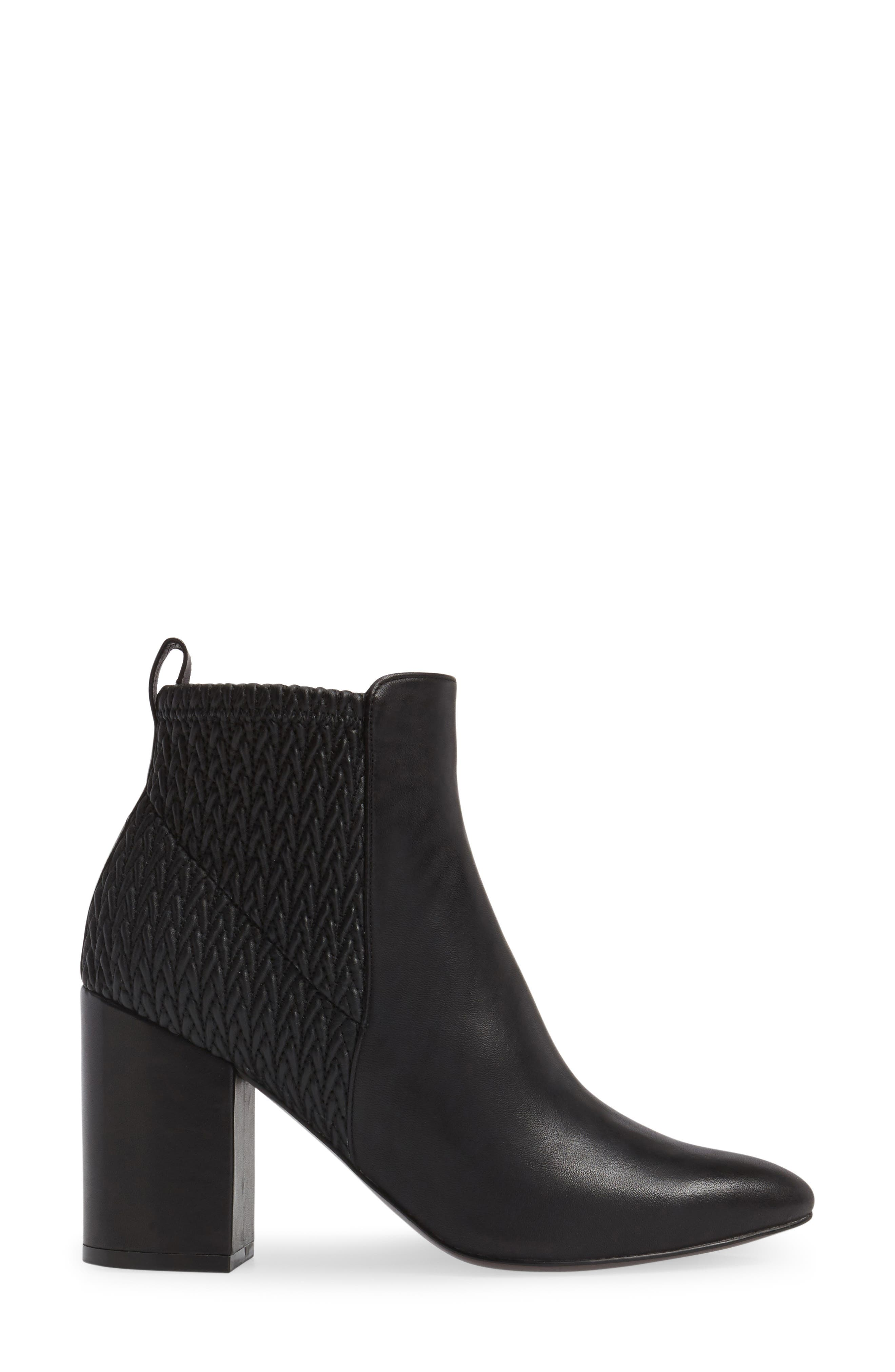 Aylin Bootie,                             Alternate thumbnail 3, color,                             001