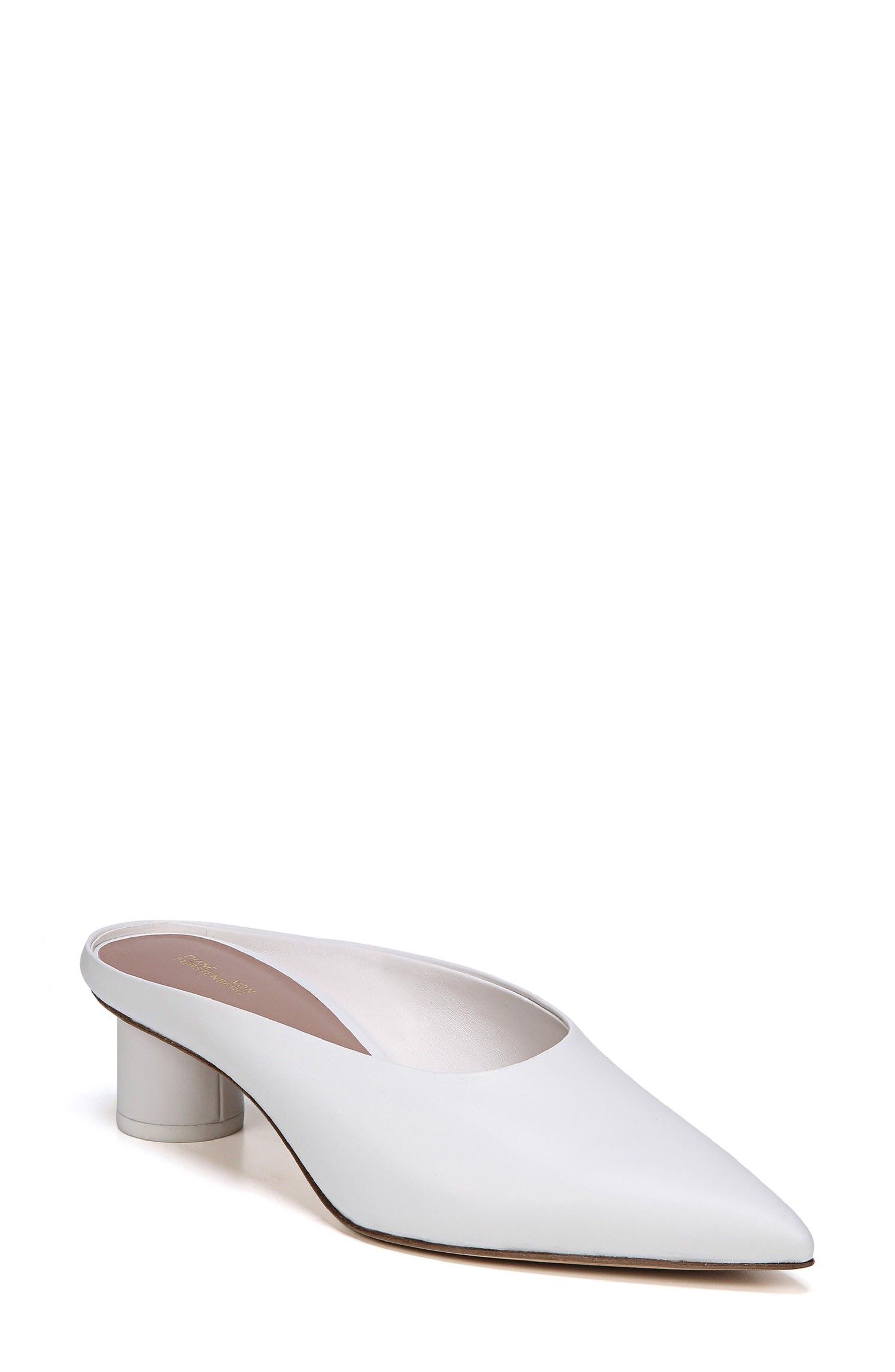 Nori Mule,                         Main,                         color, WHITE