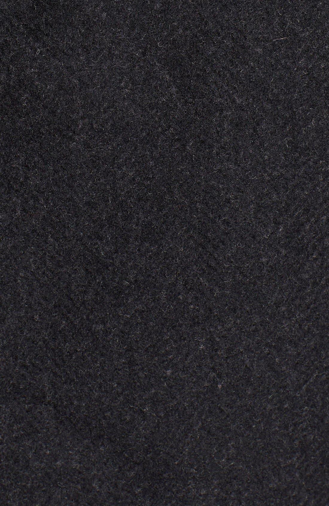 'Westown' 3-in-1 Wool Blend Coat,                             Alternate thumbnail 8, color,
