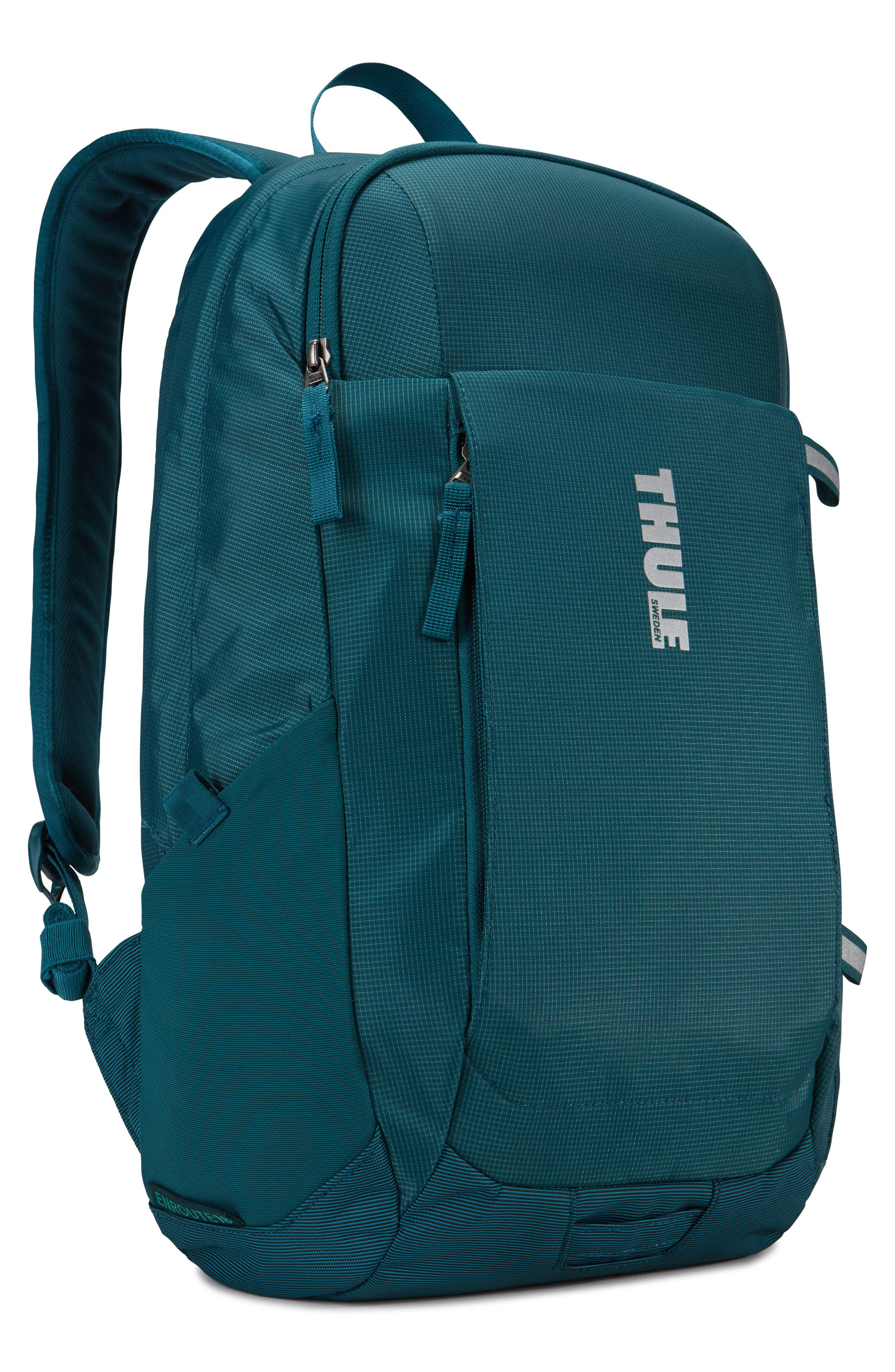 EnRoute Backpack,                             Alternate thumbnail 3, color,                             TEAL