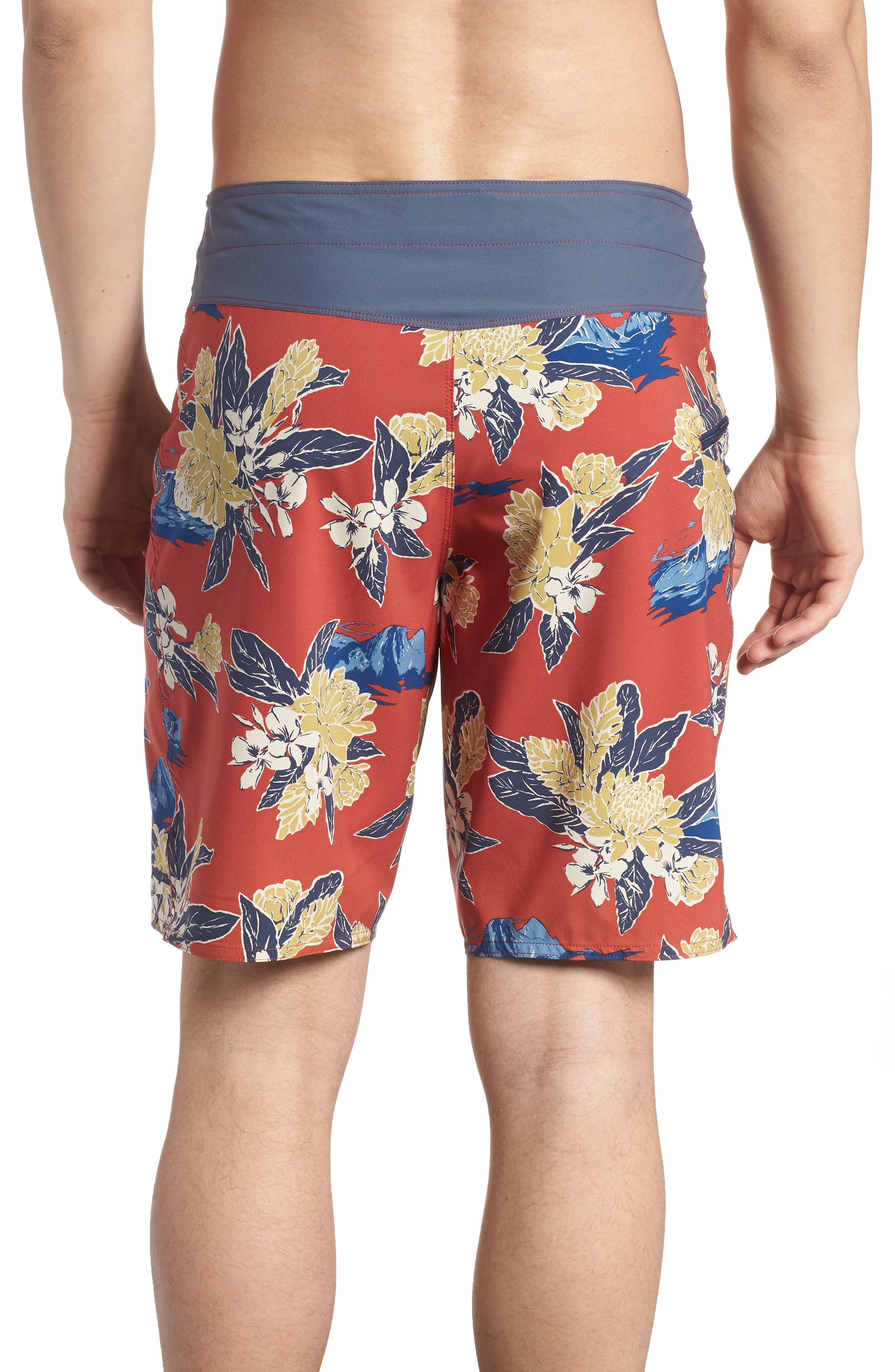 Stretch Planing Board Shorts,                             Alternate thumbnail 2, color,                             603