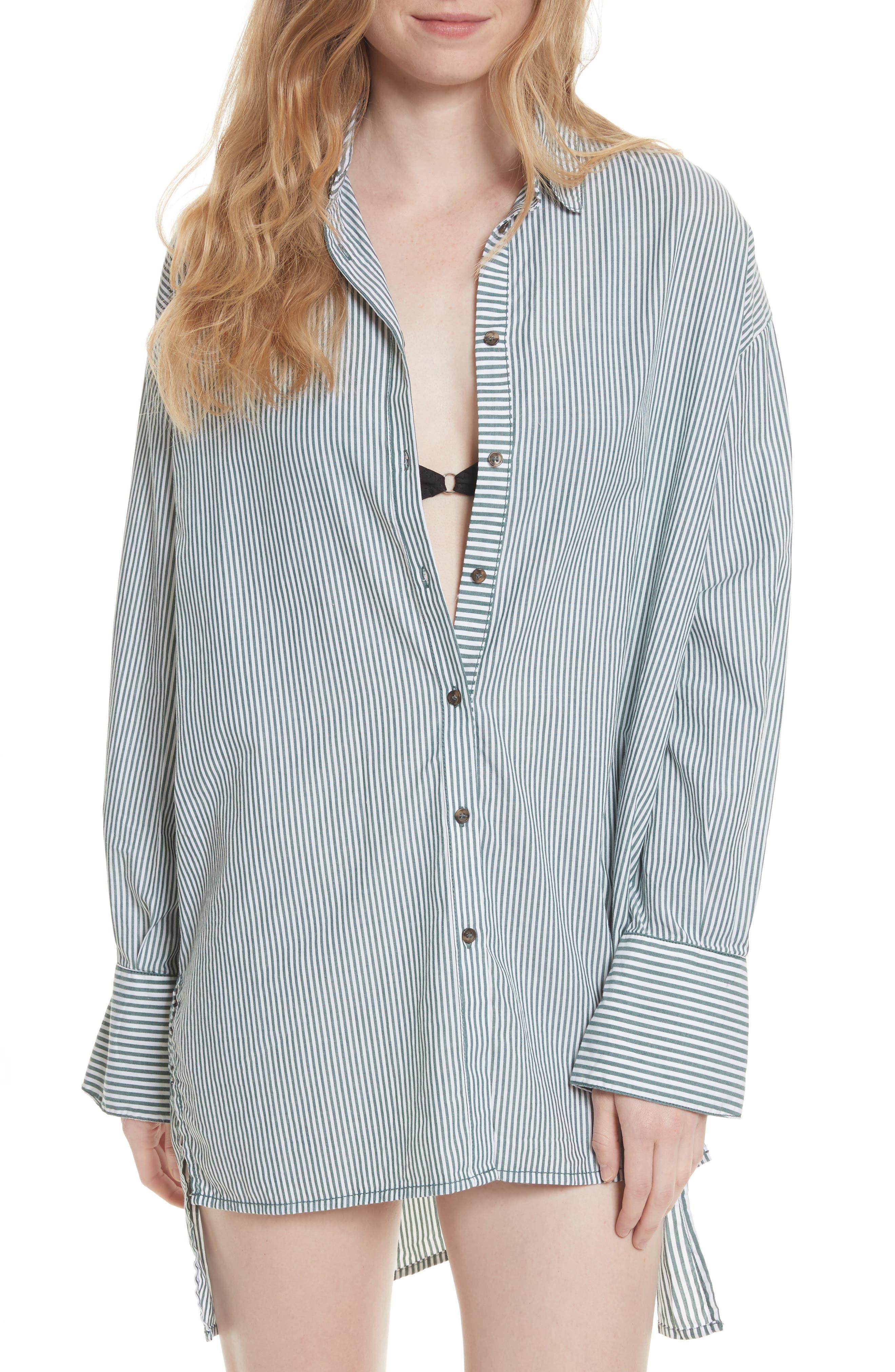 Lakehouse Oversize Shirt,                         Main,                         color, 300