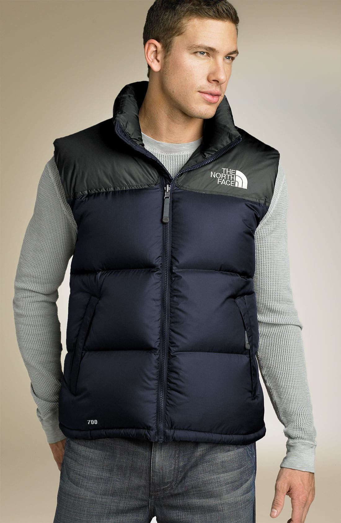 'Nuptse' Quilted Vest,                             Main thumbnail 8, color,
