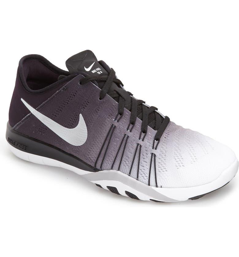 separation shoes a1657 f87e0 NIKE Free TR 6 Spectrum Training Shoe, Main, color, 001