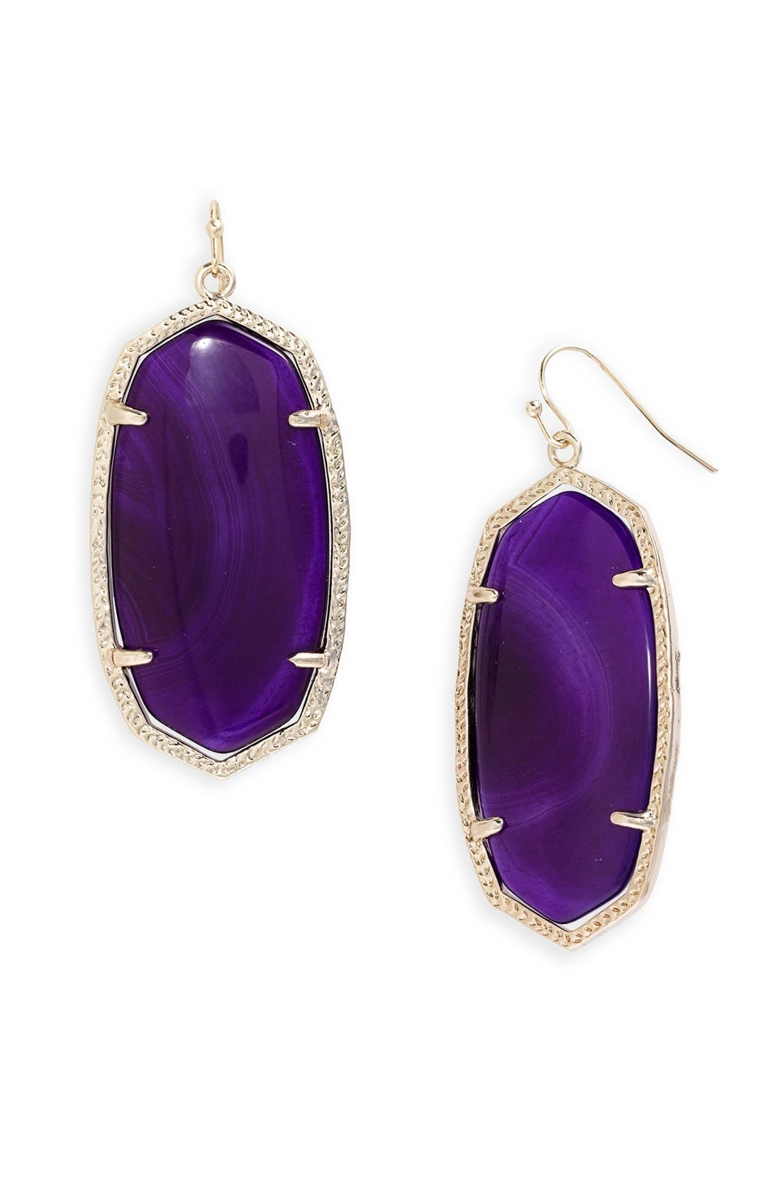 Danielle - Large Oval Statement Earrings,                             Main thumbnail 78, color,