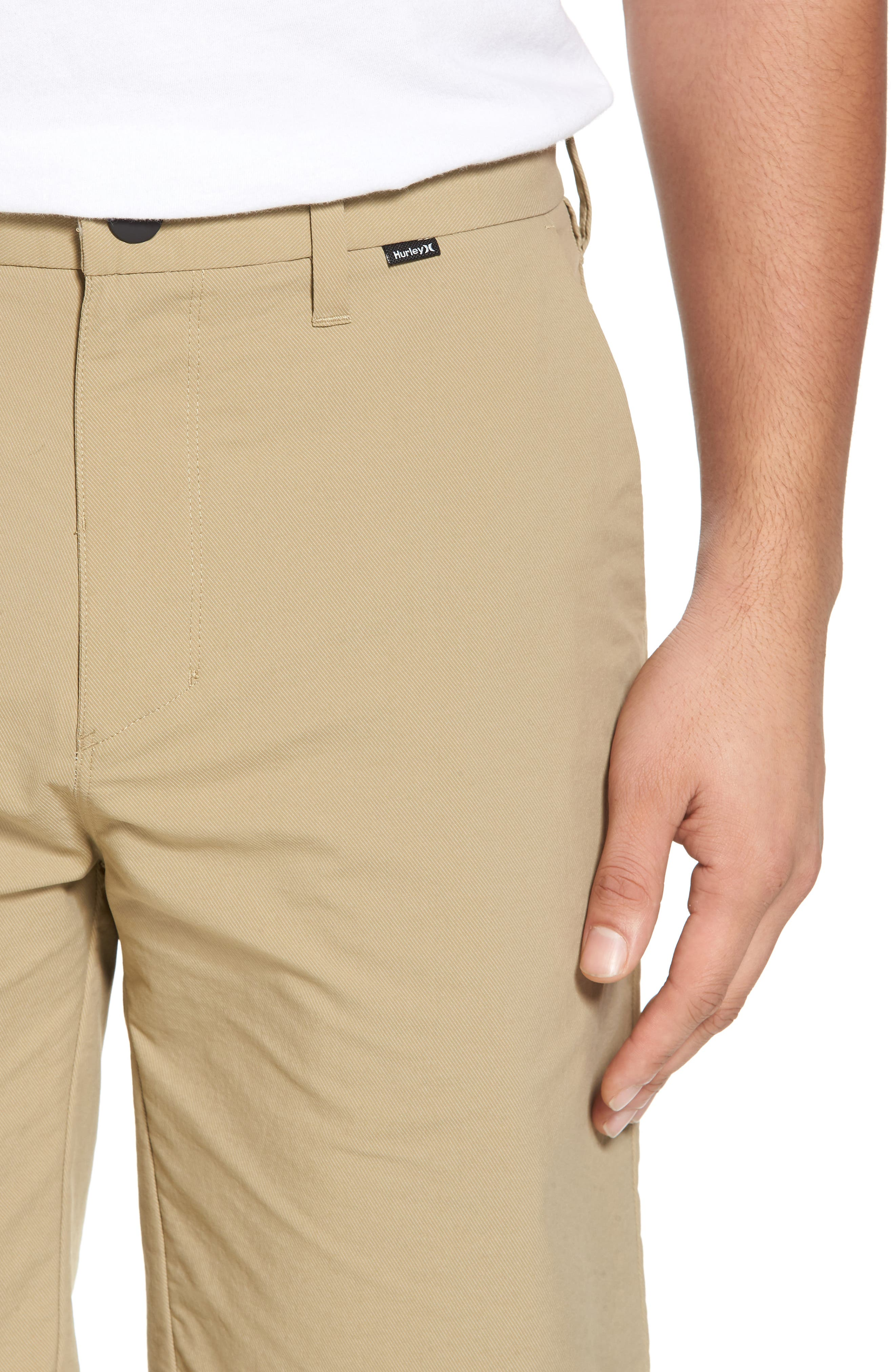 'Dry Out' Dri-FIT<sup>™</sup> Chino Shorts,                             Alternate thumbnail 170, color,