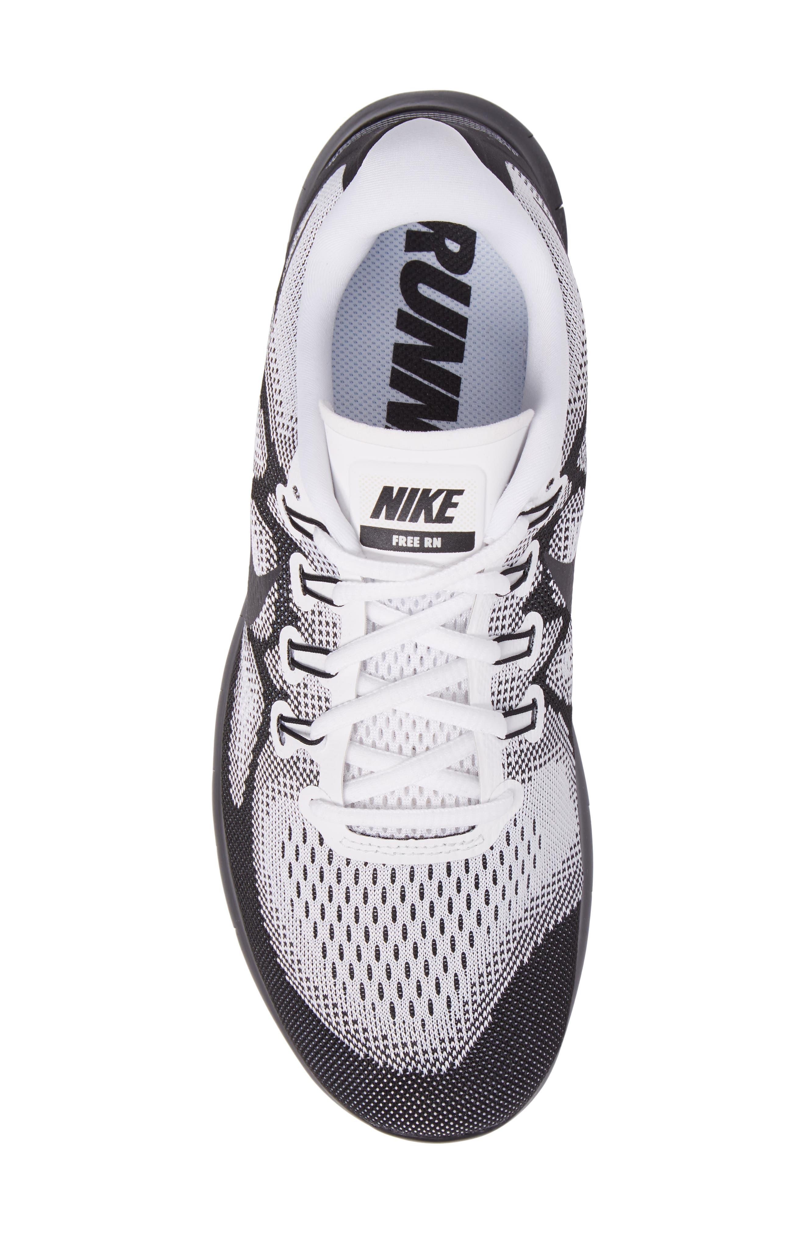 Free RN 2017 LE Running Shoe,                             Alternate thumbnail 5, color,                             002