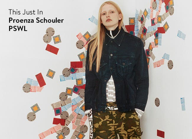 This just in: Proenza Schouler PSWL.