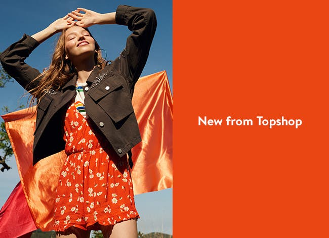 New from Topshop.