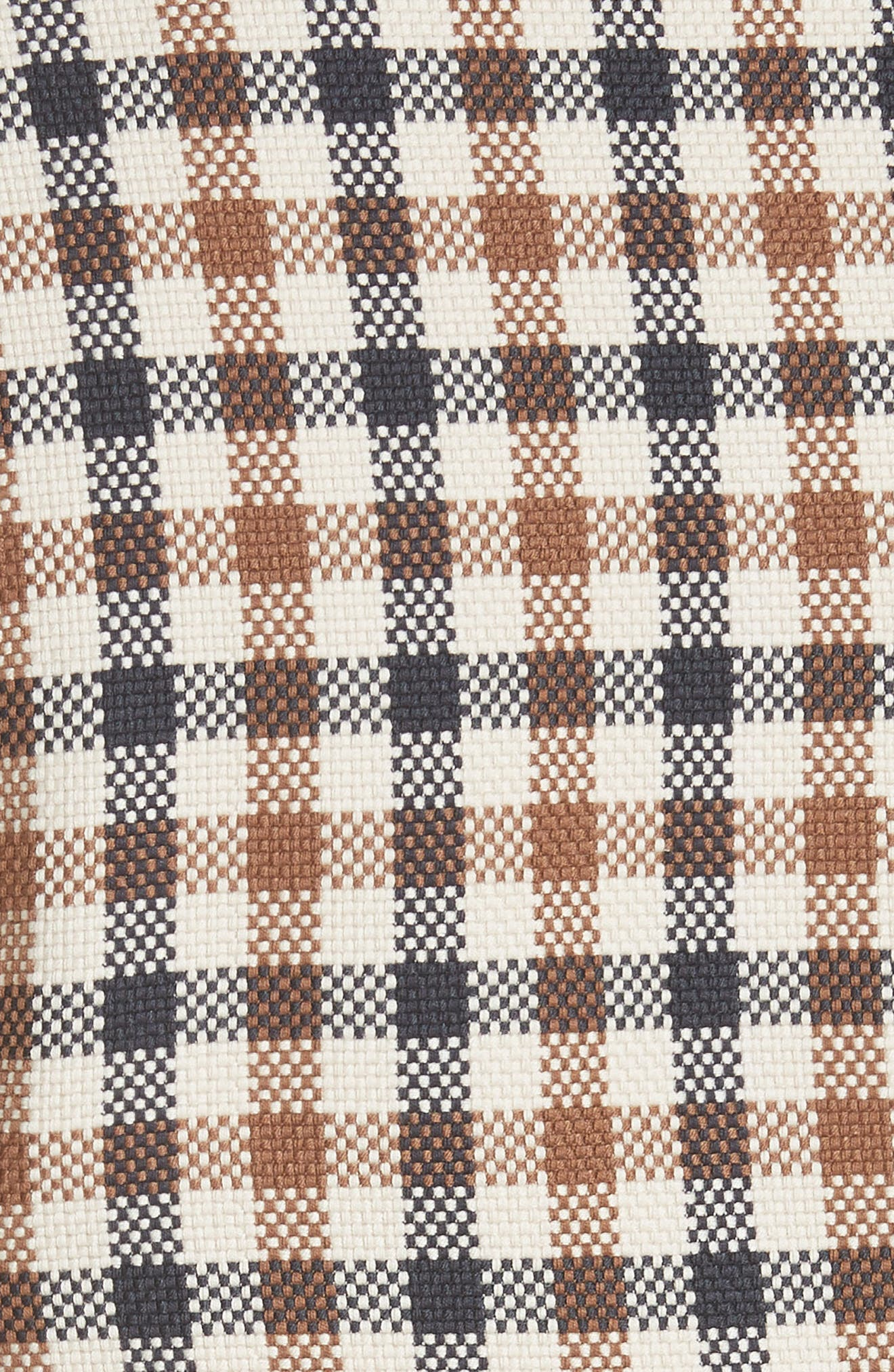 Lonny Houndstooth Dickey Jacket,                             Alternate thumbnail 6, color,                             241