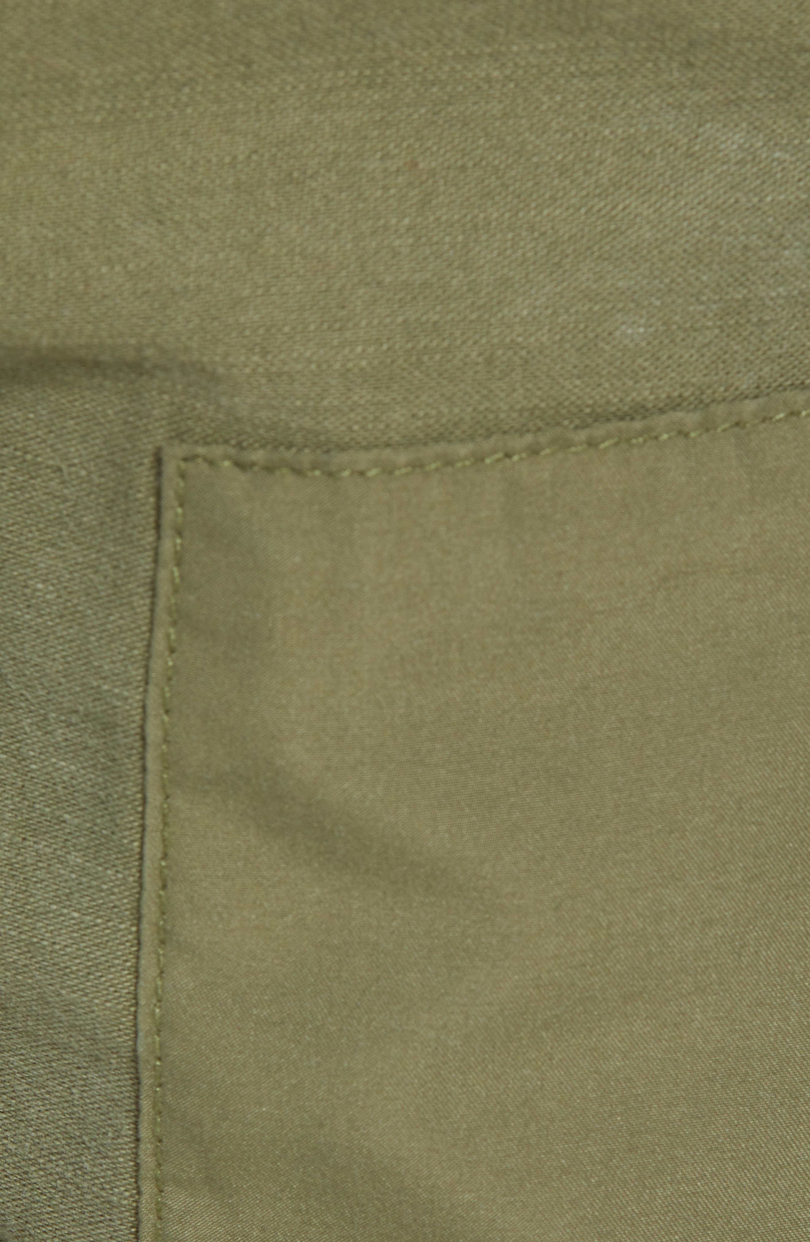Cargo Shorts,                             Alternate thumbnail 5, color,                             GREEN
