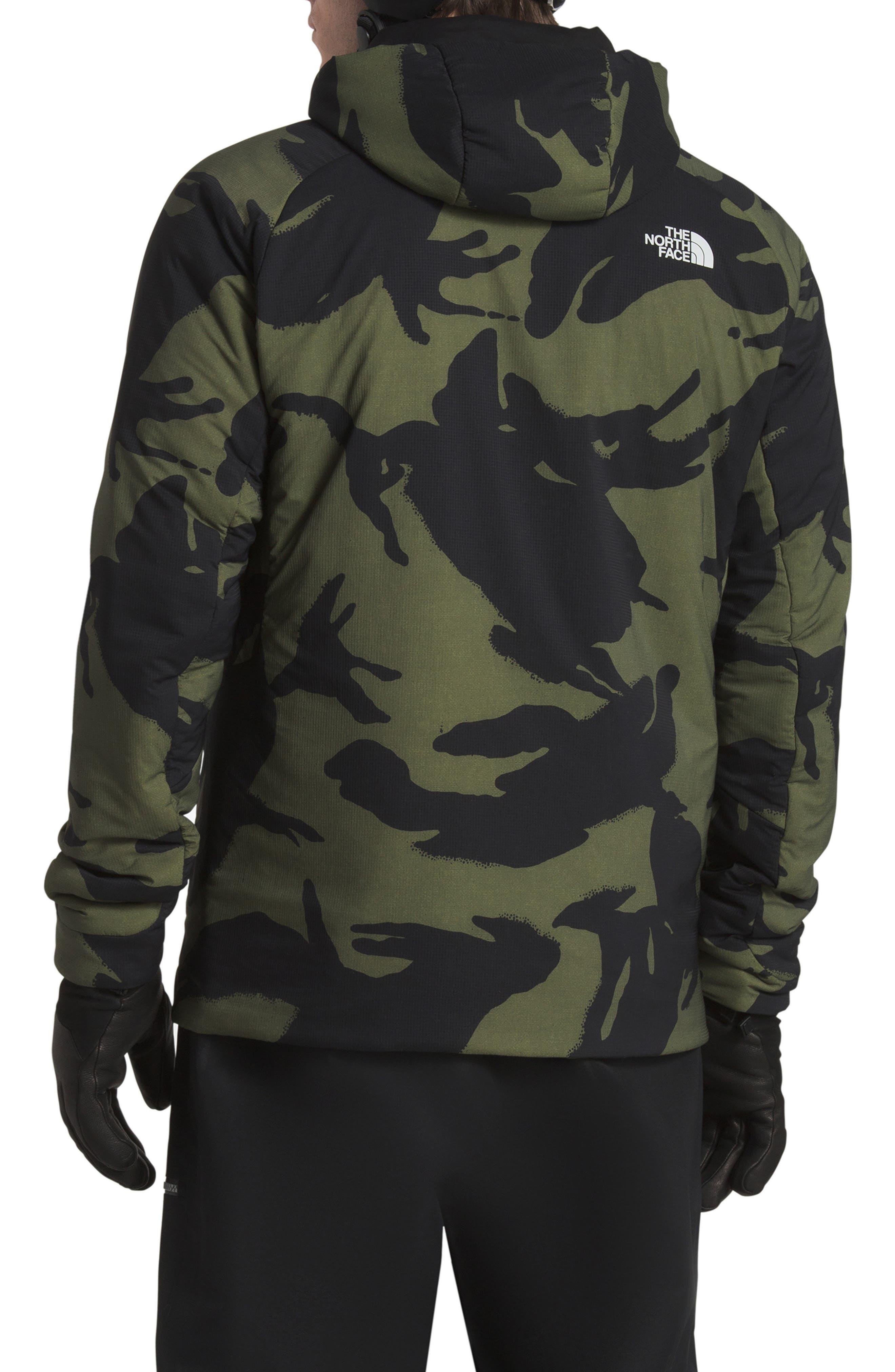 Lodgefather Ventrix<sup>™</sup> Ski Jacket,                             Alternate thumbnail 2, color,                             BURNT OLIVE GREEN DISRUPT