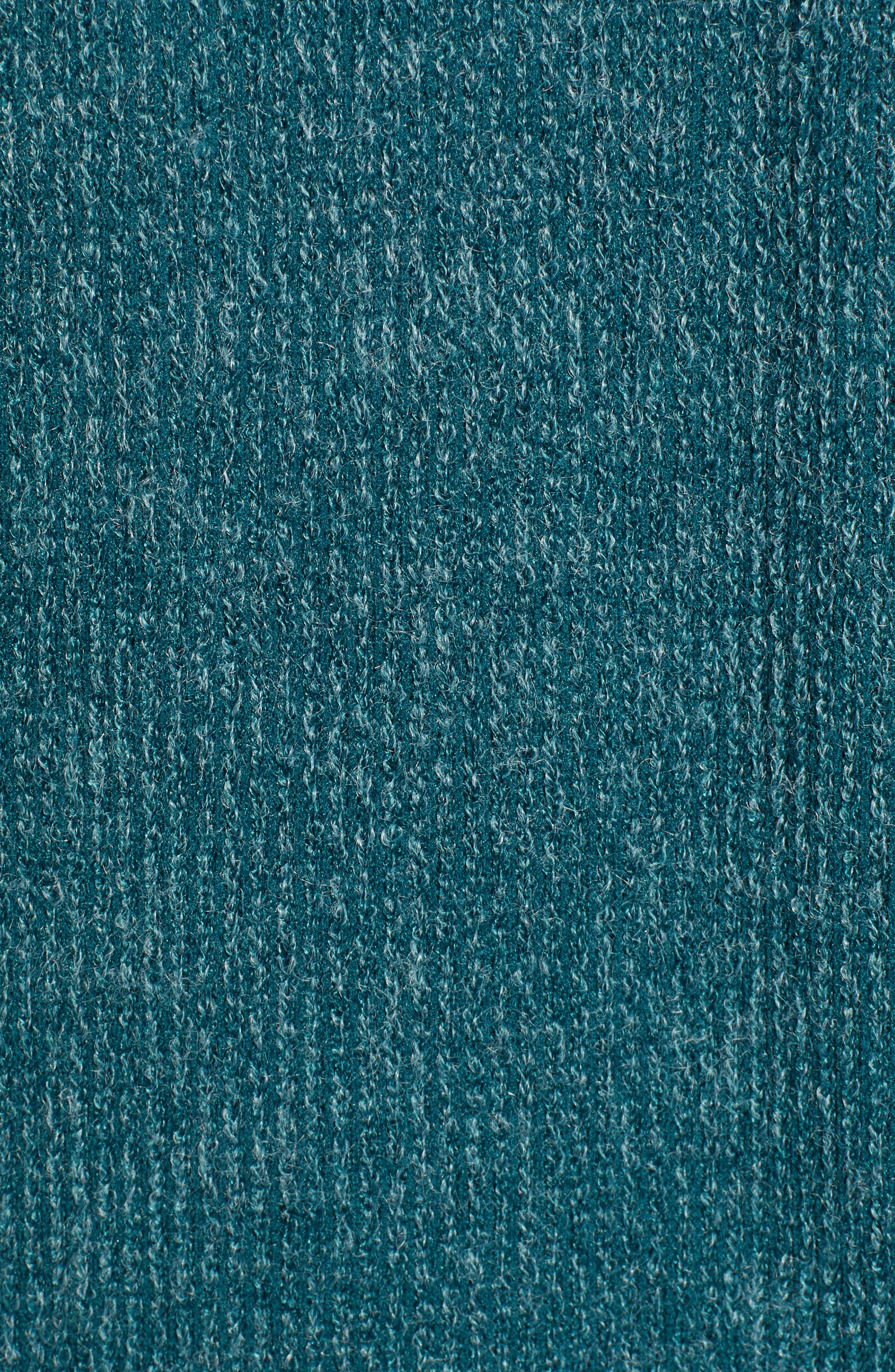 Wrap Sweater,                             Alternate thumbnail 5, color,                             TEAL