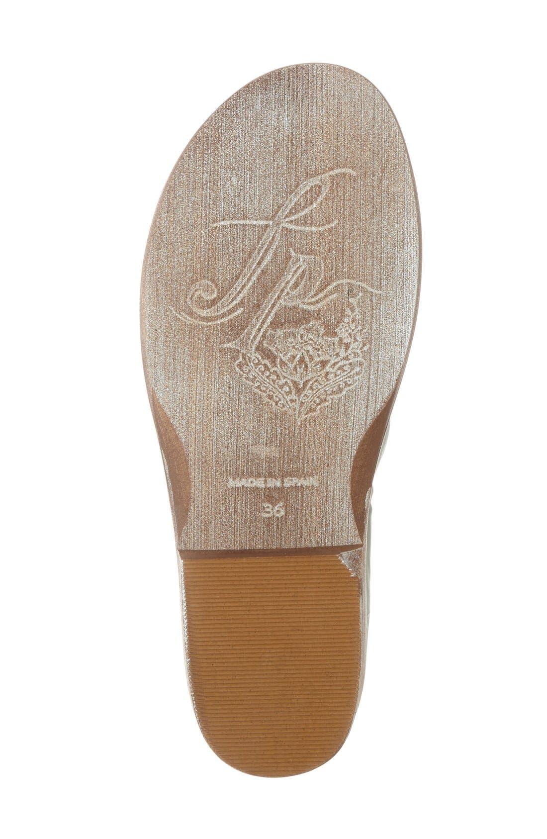 'Mont Blanc' Asymmetrical Sandal,                             Alternate thumbnail 53, color,