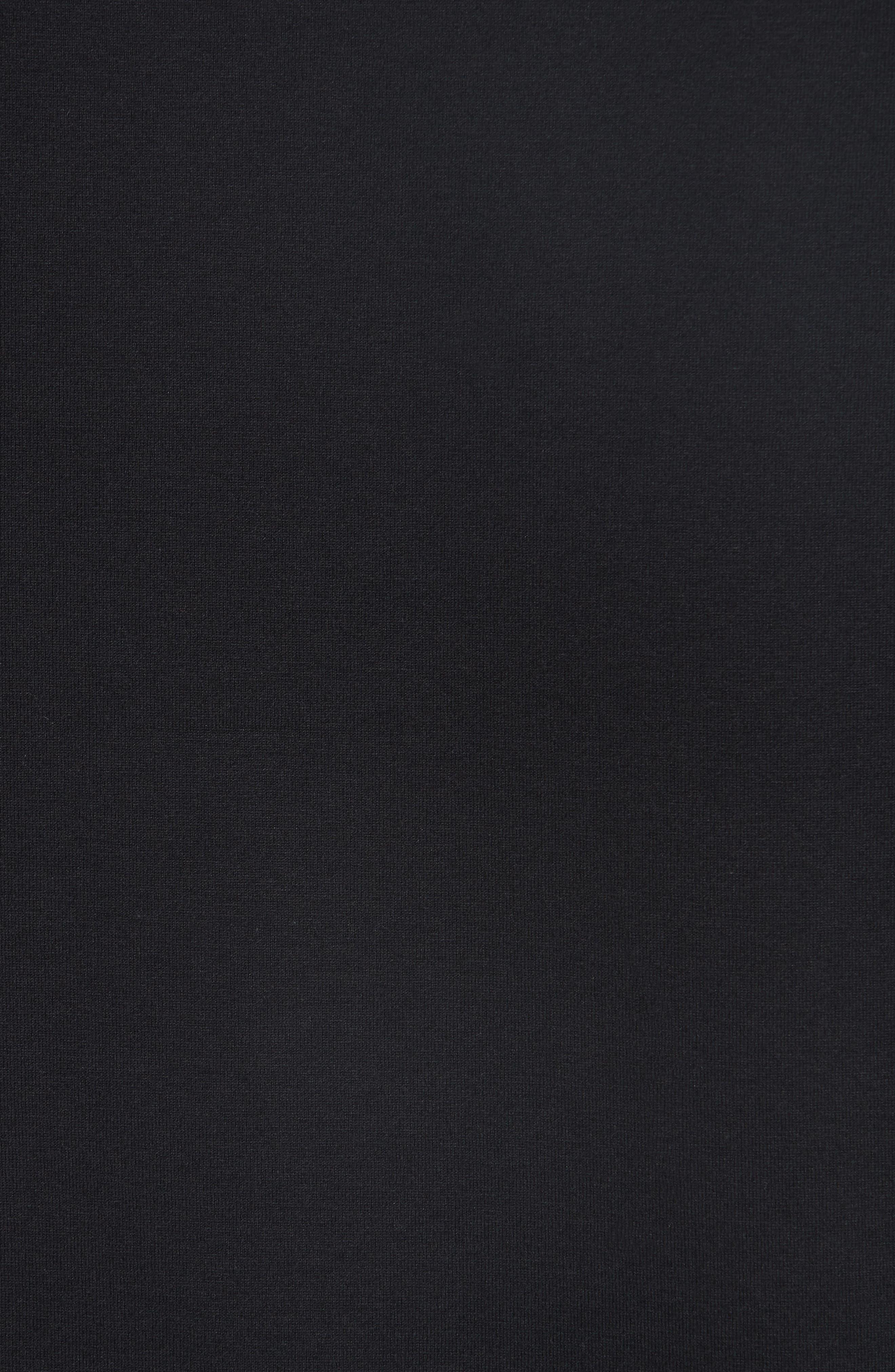 Box Logo T-Shirt,                             Alternate thumbnail 5, color,                             B1008 BLACK