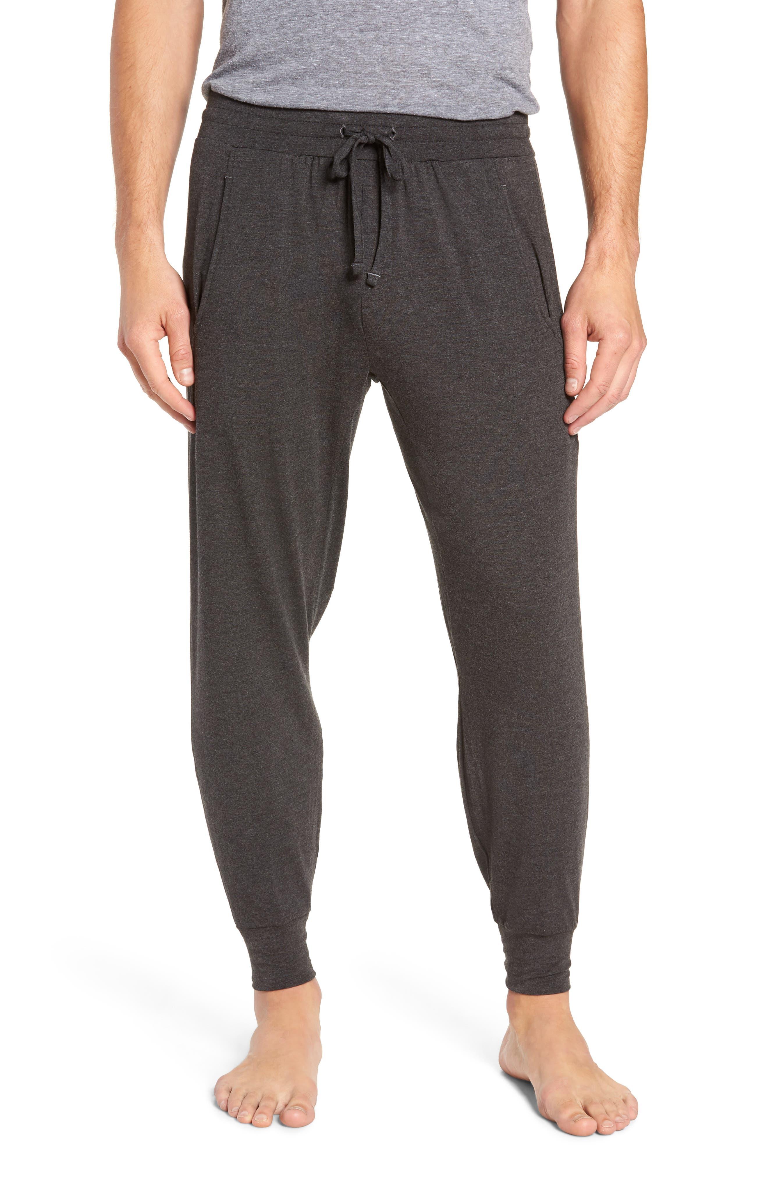 Jogger Pants,                         Main,                         color, CHARCOAL HEATHER