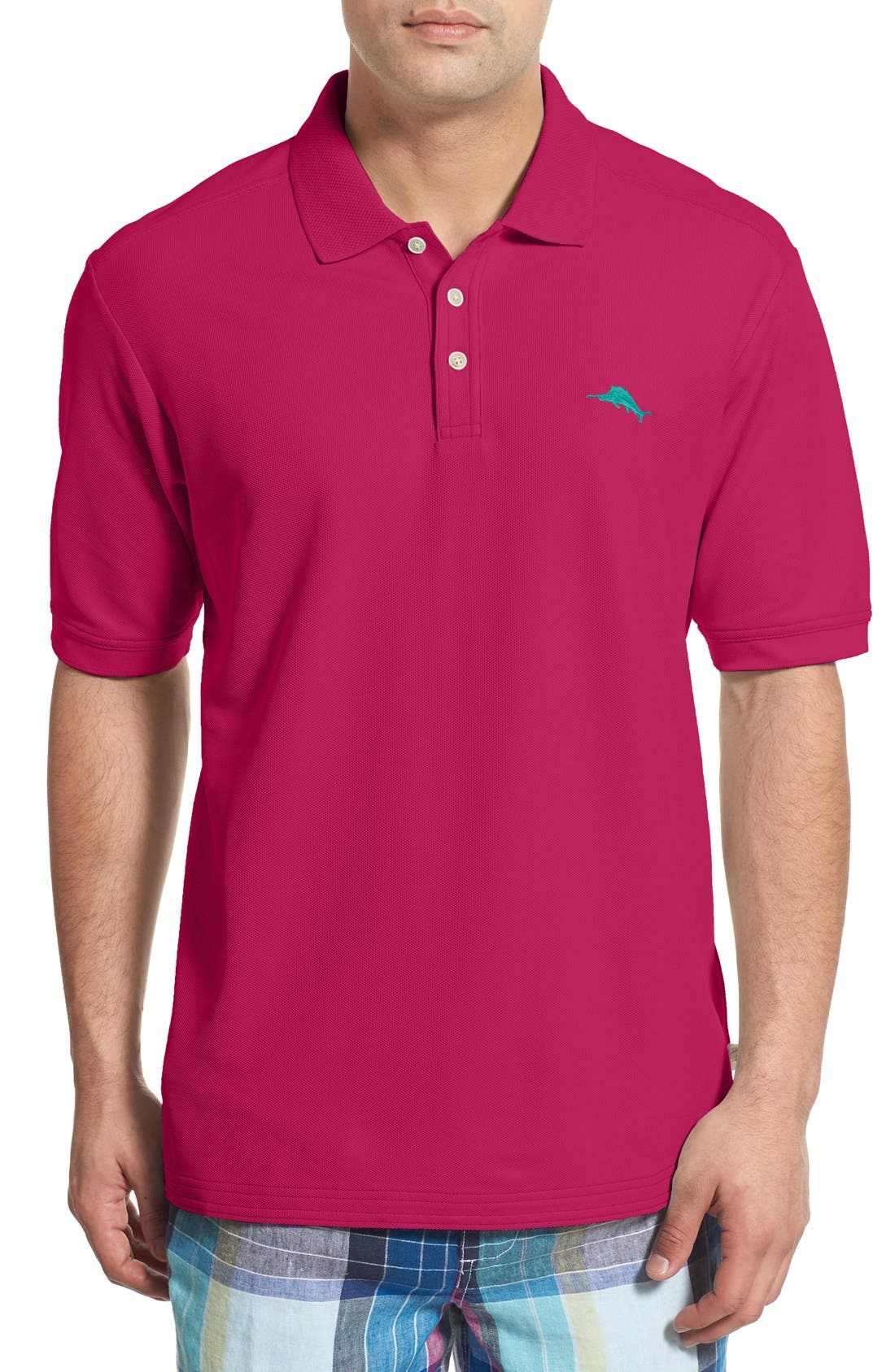 'The Emfielder' Original Fit Piqué Polo,                             Main thumbnail 109, color,