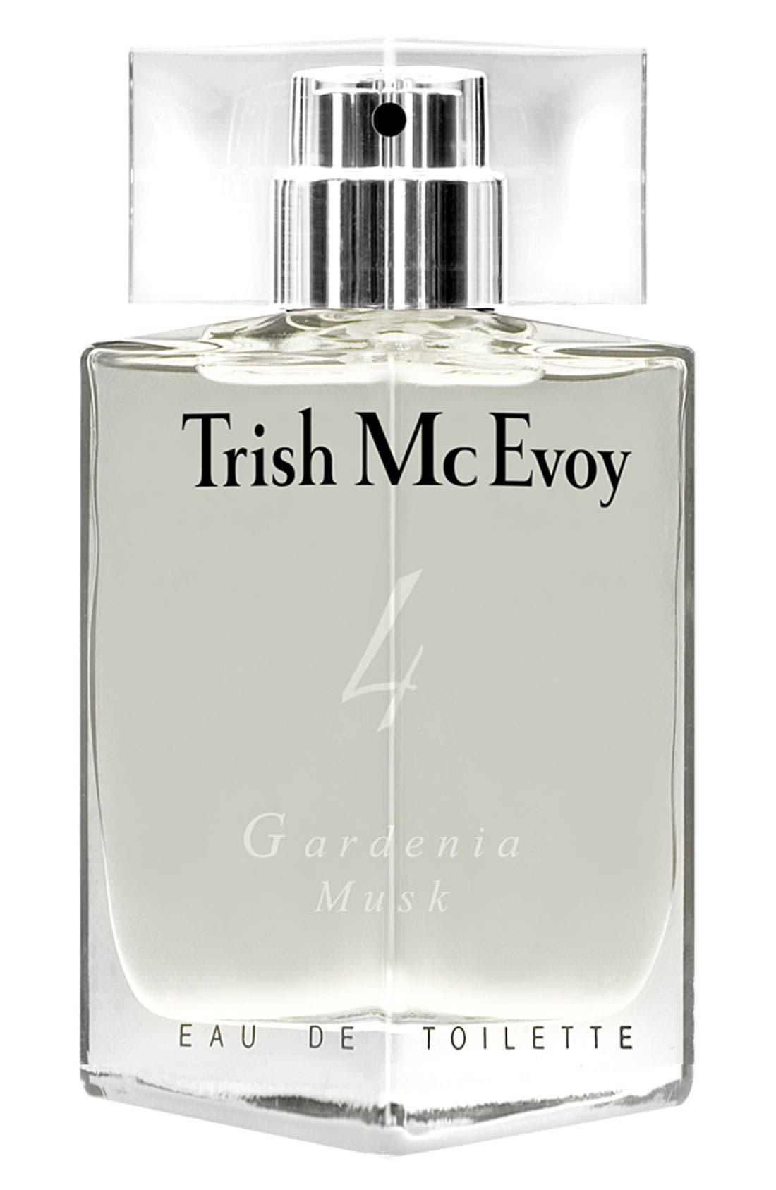 'No. 4 Gardenia Musk' Eau de Toilette, Main, color, 001