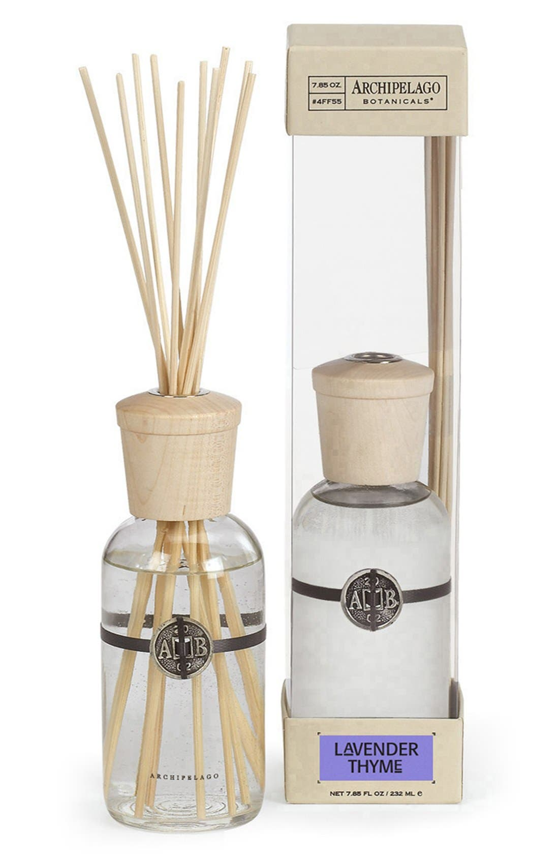 Fragrance Diffuser,                             Main thumbnail 1, color,                             LAVENDER/ THYME