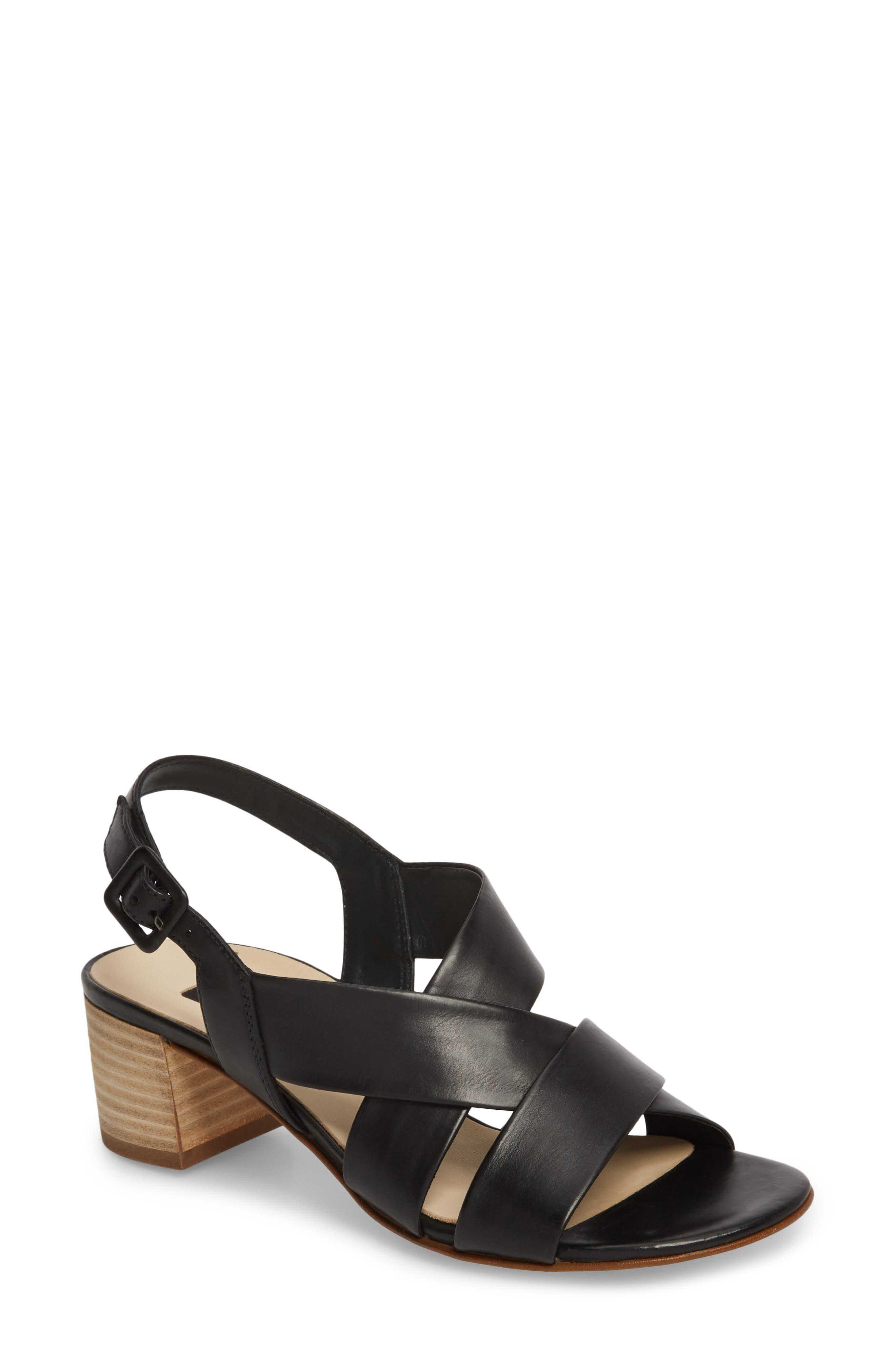 Reese Slingback Sandal,                         Main,                         color, 001