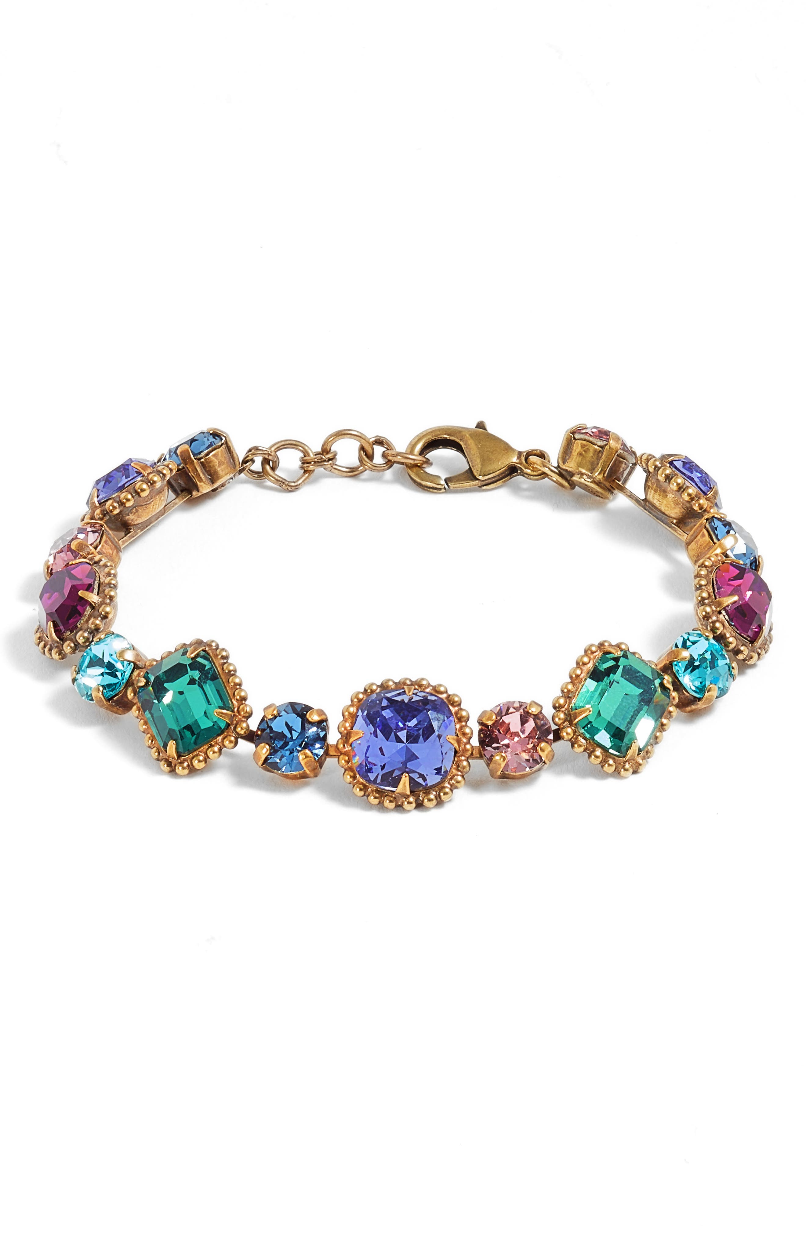 Dahlia Bracelet,                             Main thumbnail 1, color,                             710