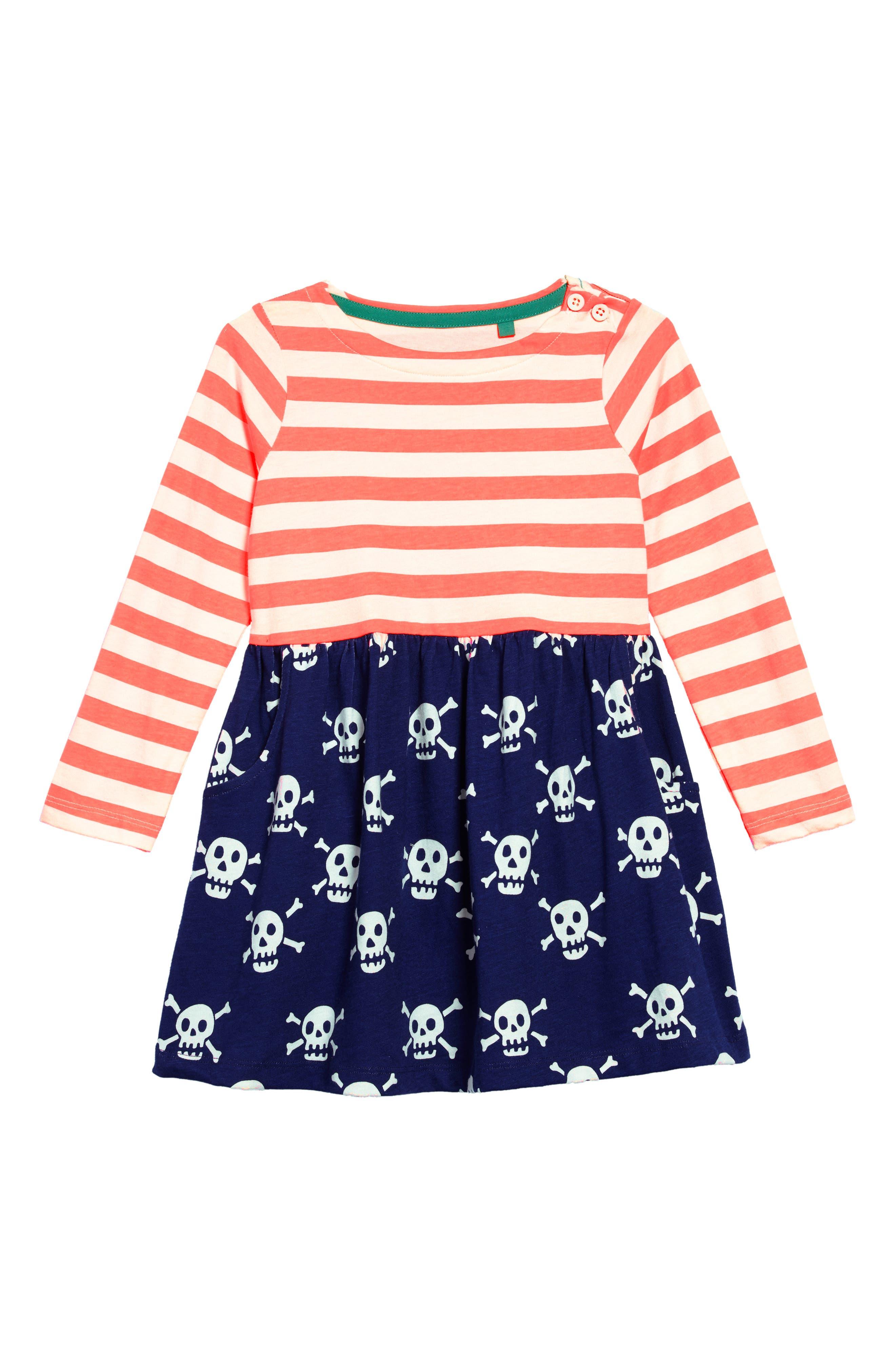 Hotchpotch Jersey Dress,                             Main thumbnail 1, color,                             404
